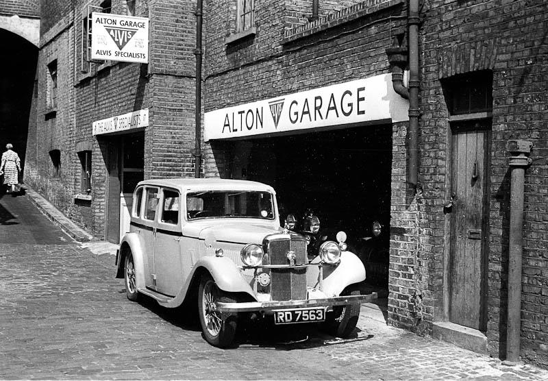 Alton Garage