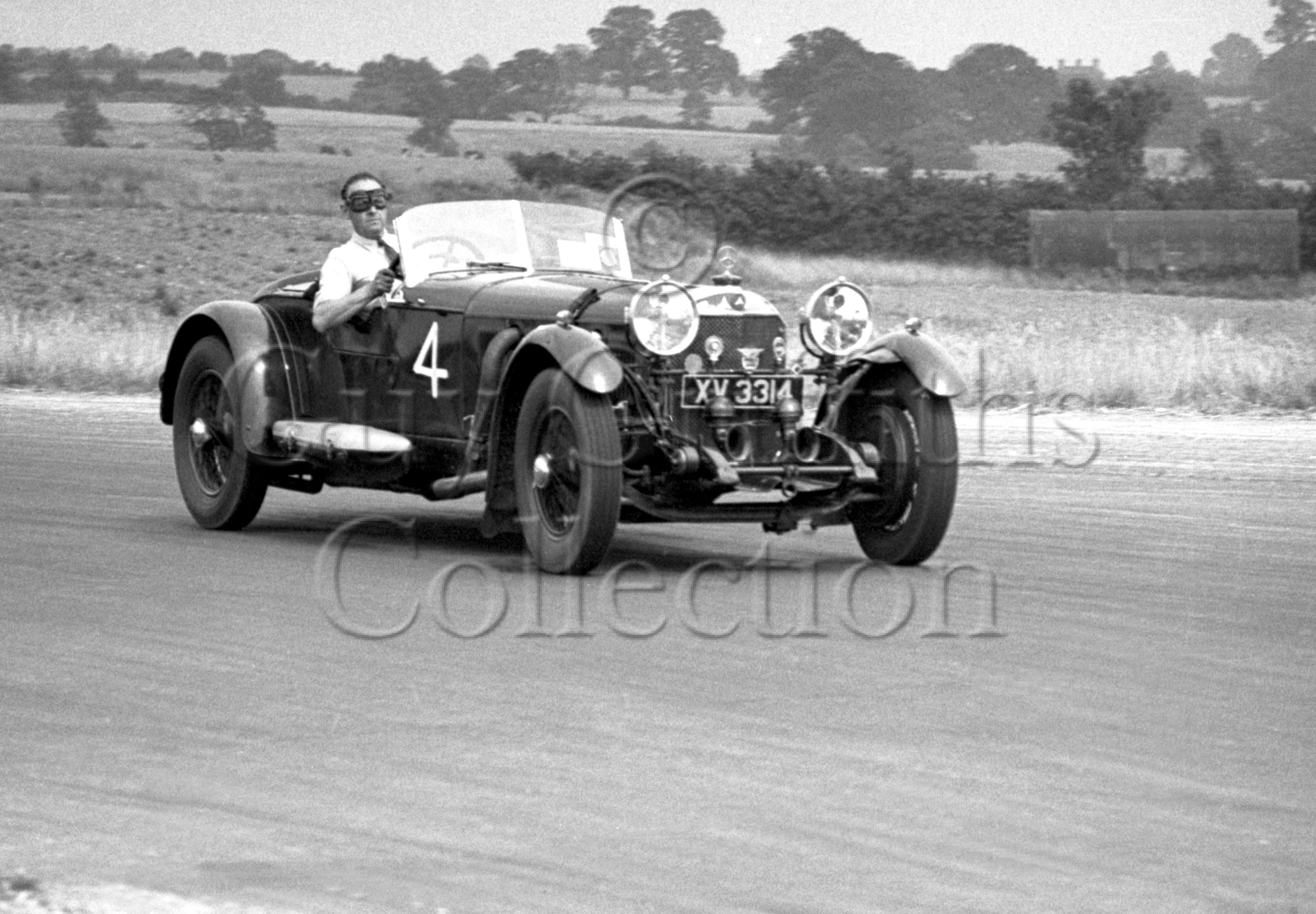 18-51–H-Rohll–Mercedes–Silverstone–02-07-1949.jpg - The Guy Griffiths Collection