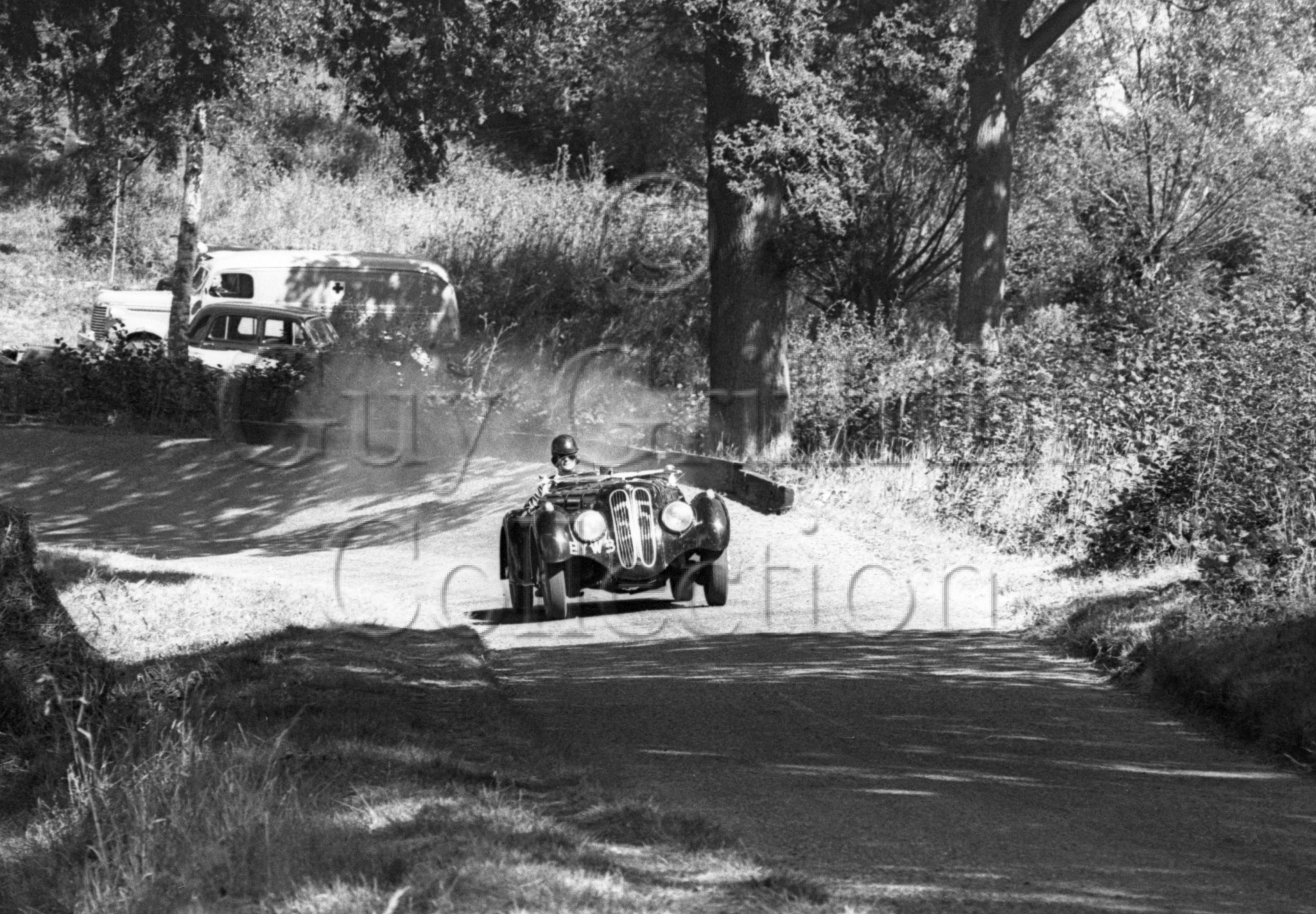 21-614–T-Crook–Frazer-Nash-BMW–Great-Auclum–14-08-1949.jpg - The Guy Griffiths Collection