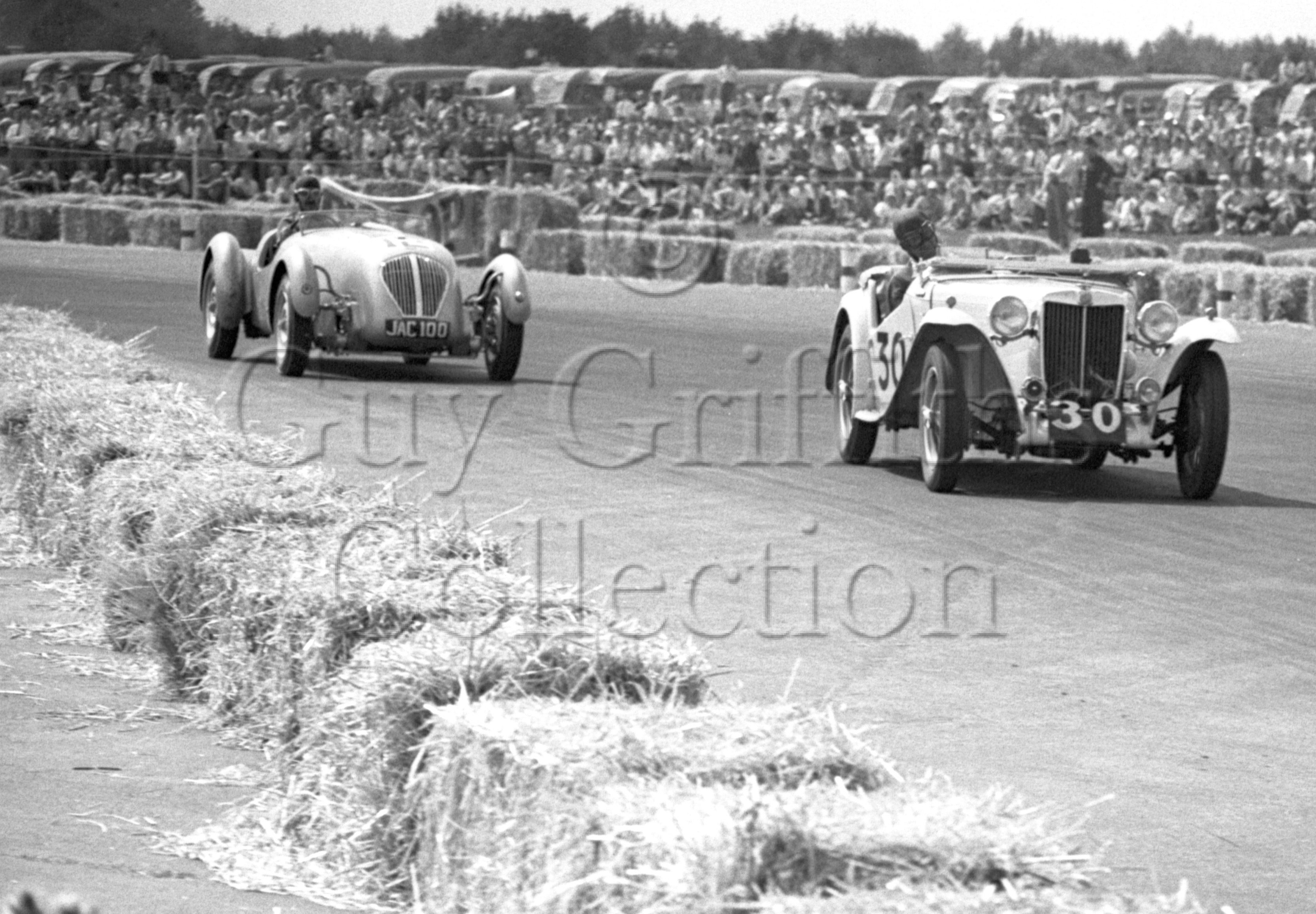 22-255–T-Wisdom–Healey–Silverstone–20-08-1949.jpg - The Guy Griffiths Collection