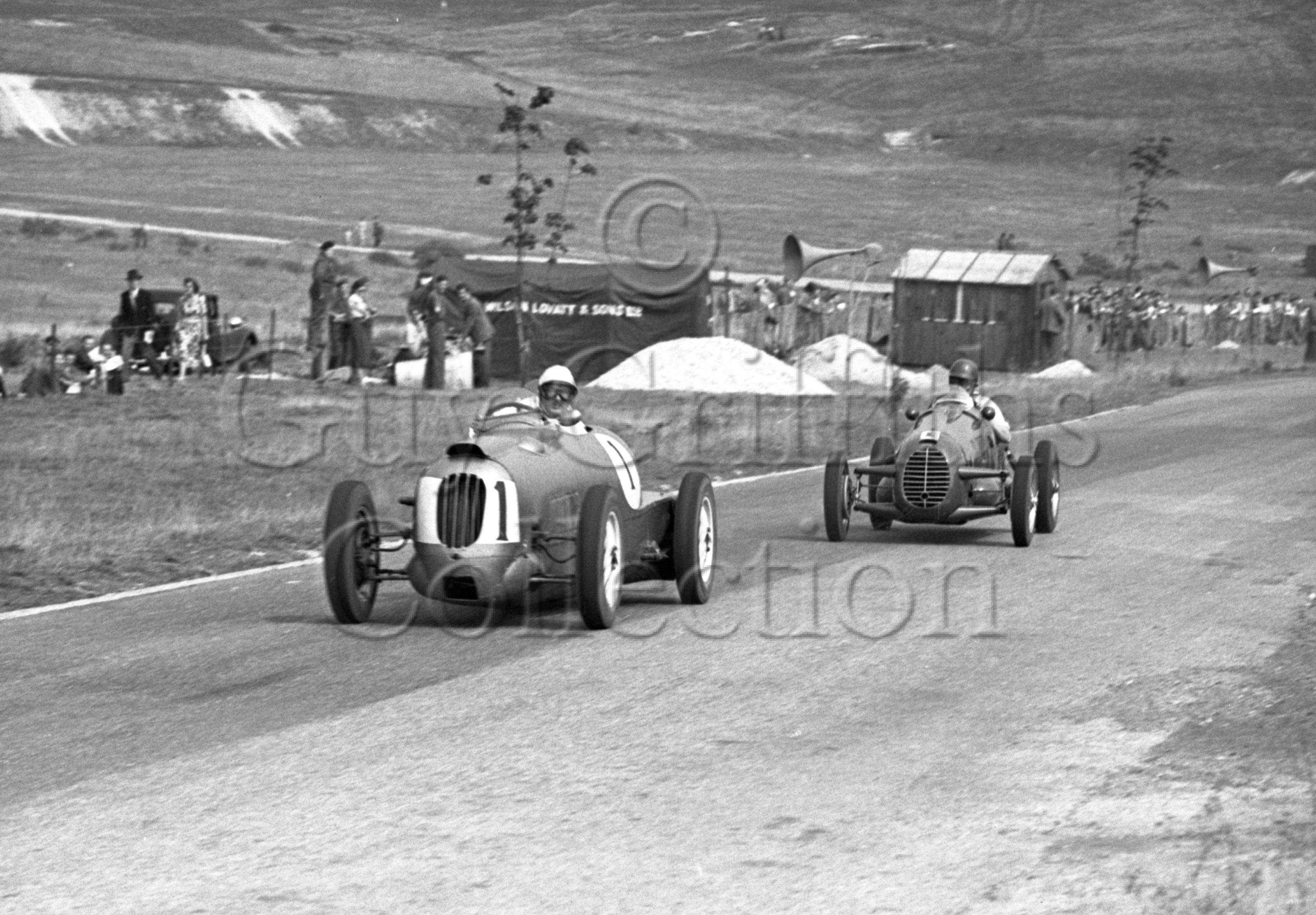 23-144–F-Kennington–Cisitalia–Blandford–27-08-1949.jpg - The Guy Griffiths Collection