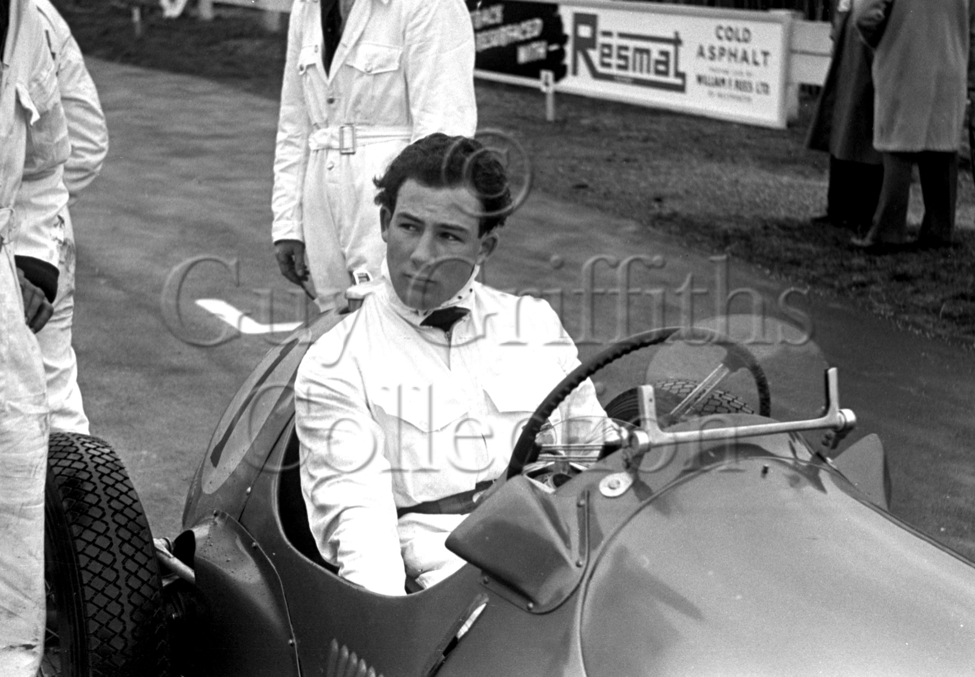 39-184–S-Moss–HWM–Goodwood–26-03-1951.jpg - The Guy Griffiths Collection