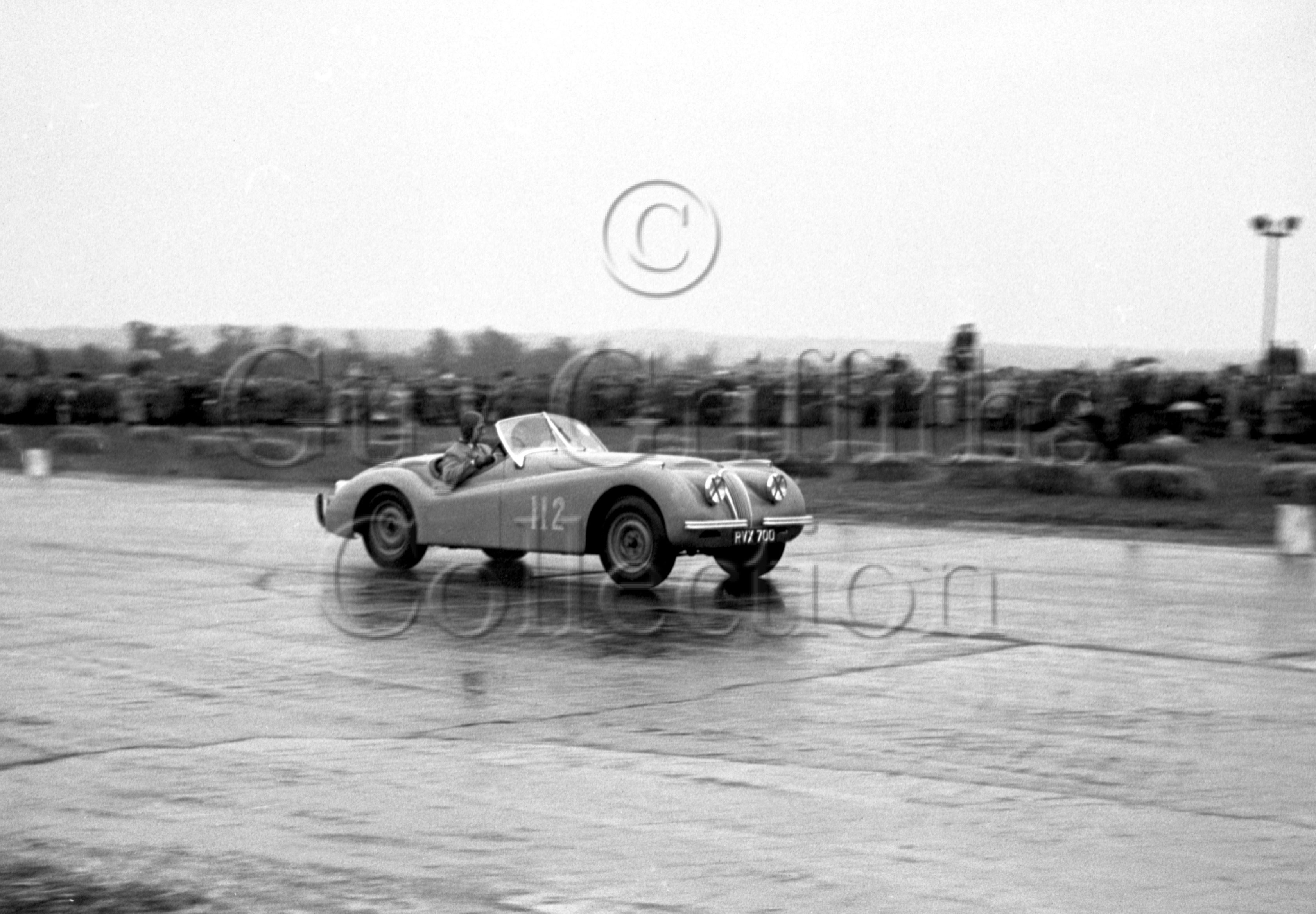 44-274–S-Powell–Jaguar–Boreham–26-05-1951.jpg - The Guy Griffiths Collection