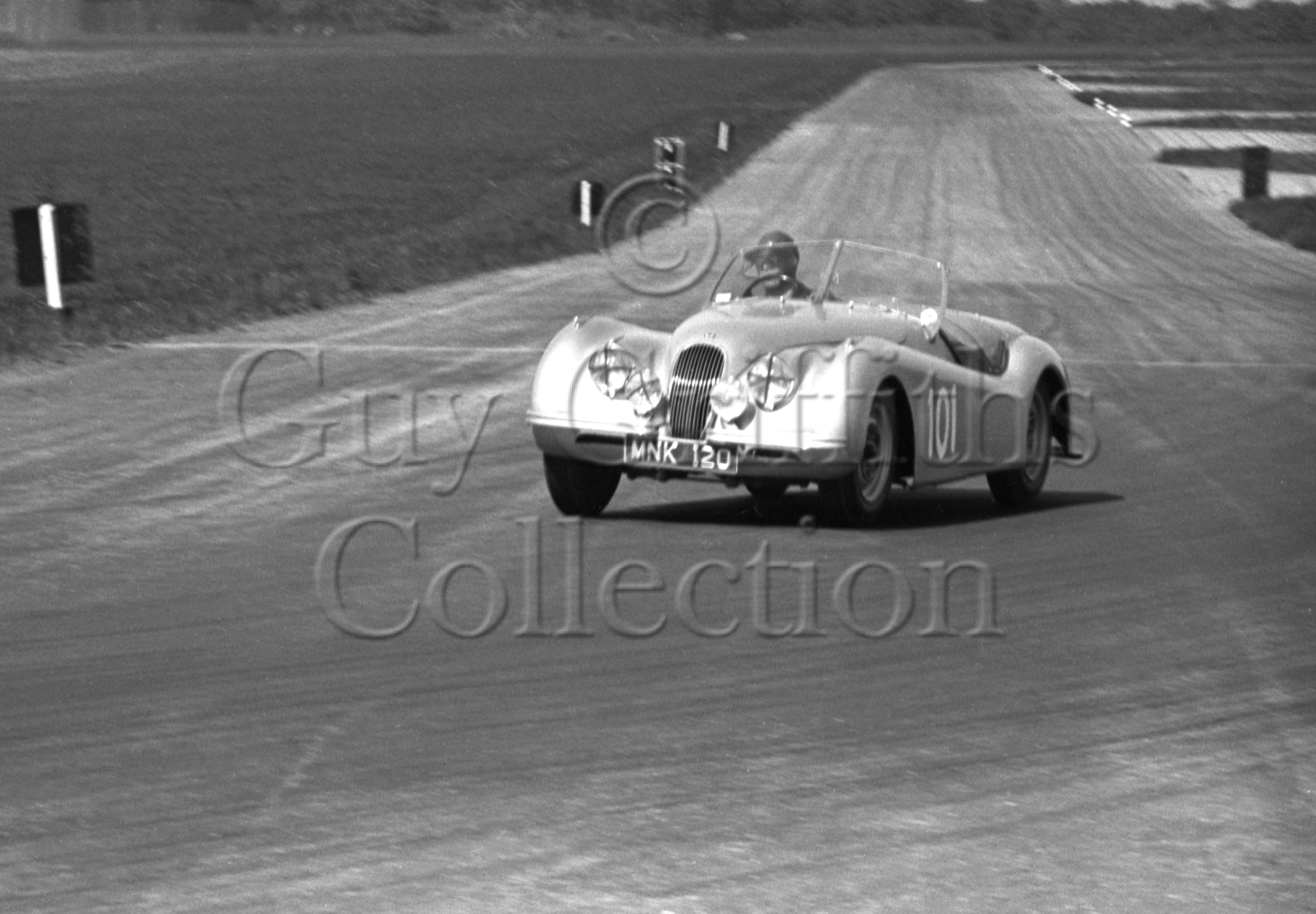 45-103–D-Russell–Jaguar–Silverstone–02-06-1951.jpg - The Guy Griffiths Collection