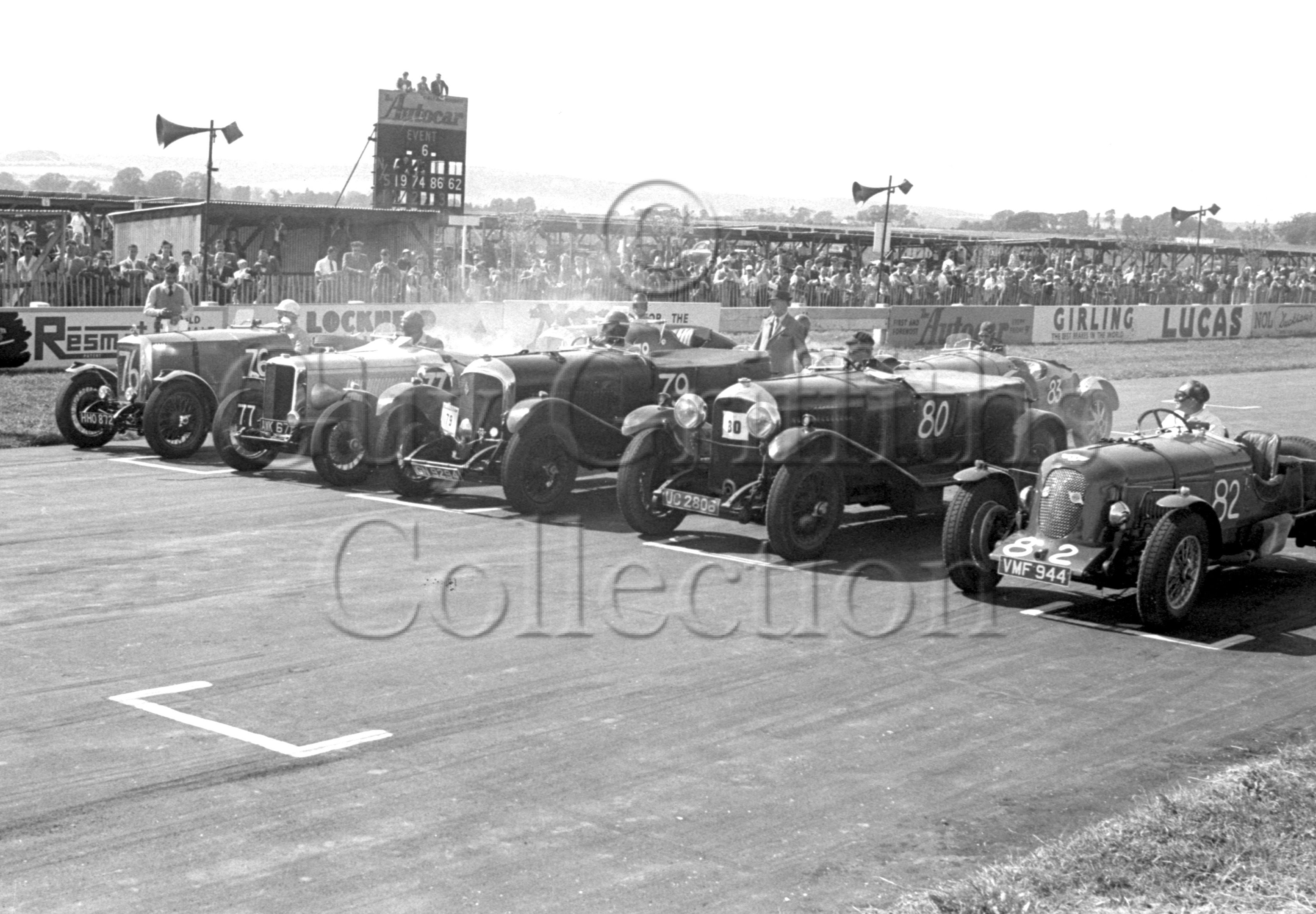 46-261–S-J-Lawrence–Bentley–Goodwood–16-06-1951.jpg - The Guy Griffiths Collection