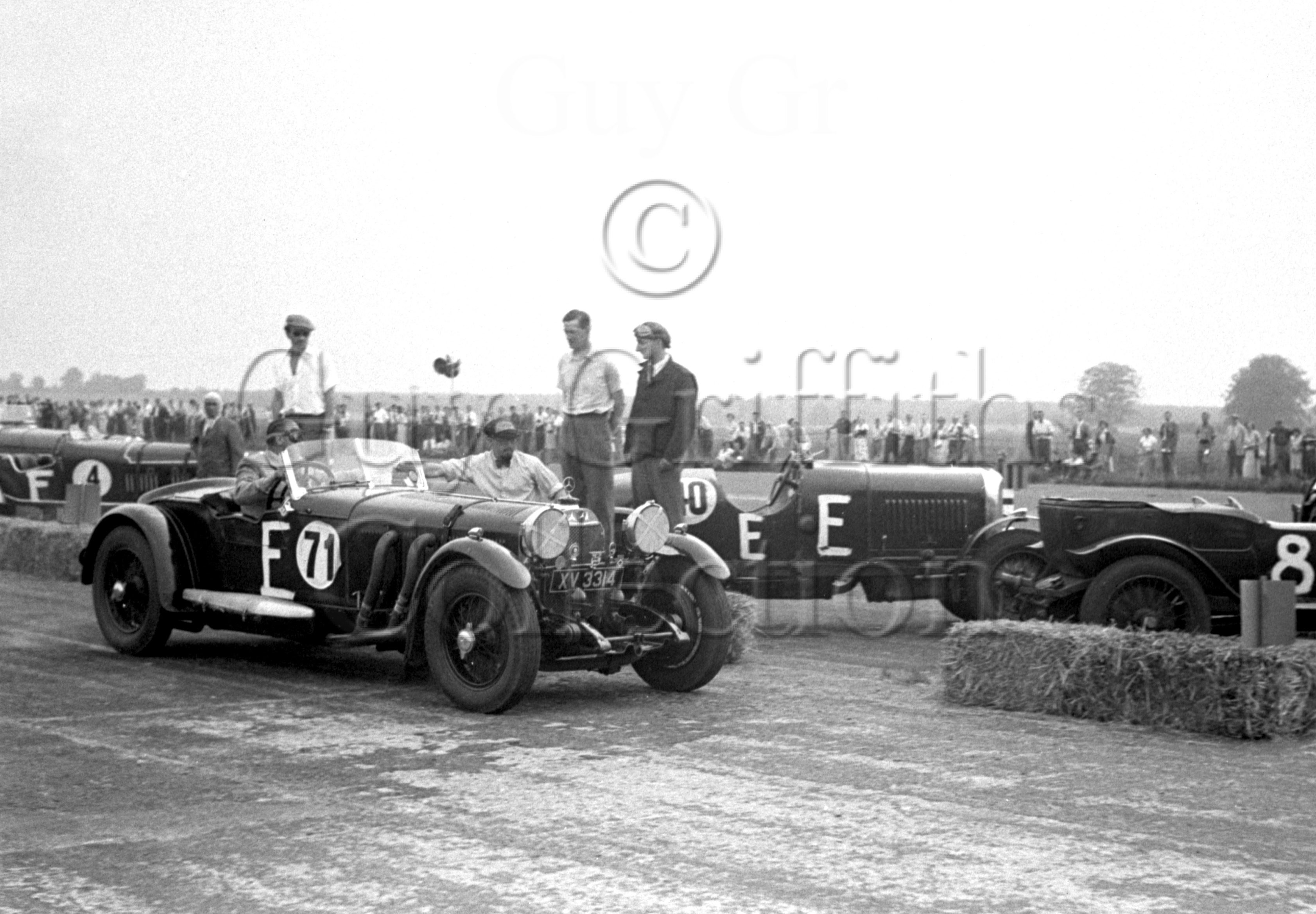47-571–H-Rohll–Mercedes–Silverstone–21-07-1951.jpg - The Guy Griffiths Collection