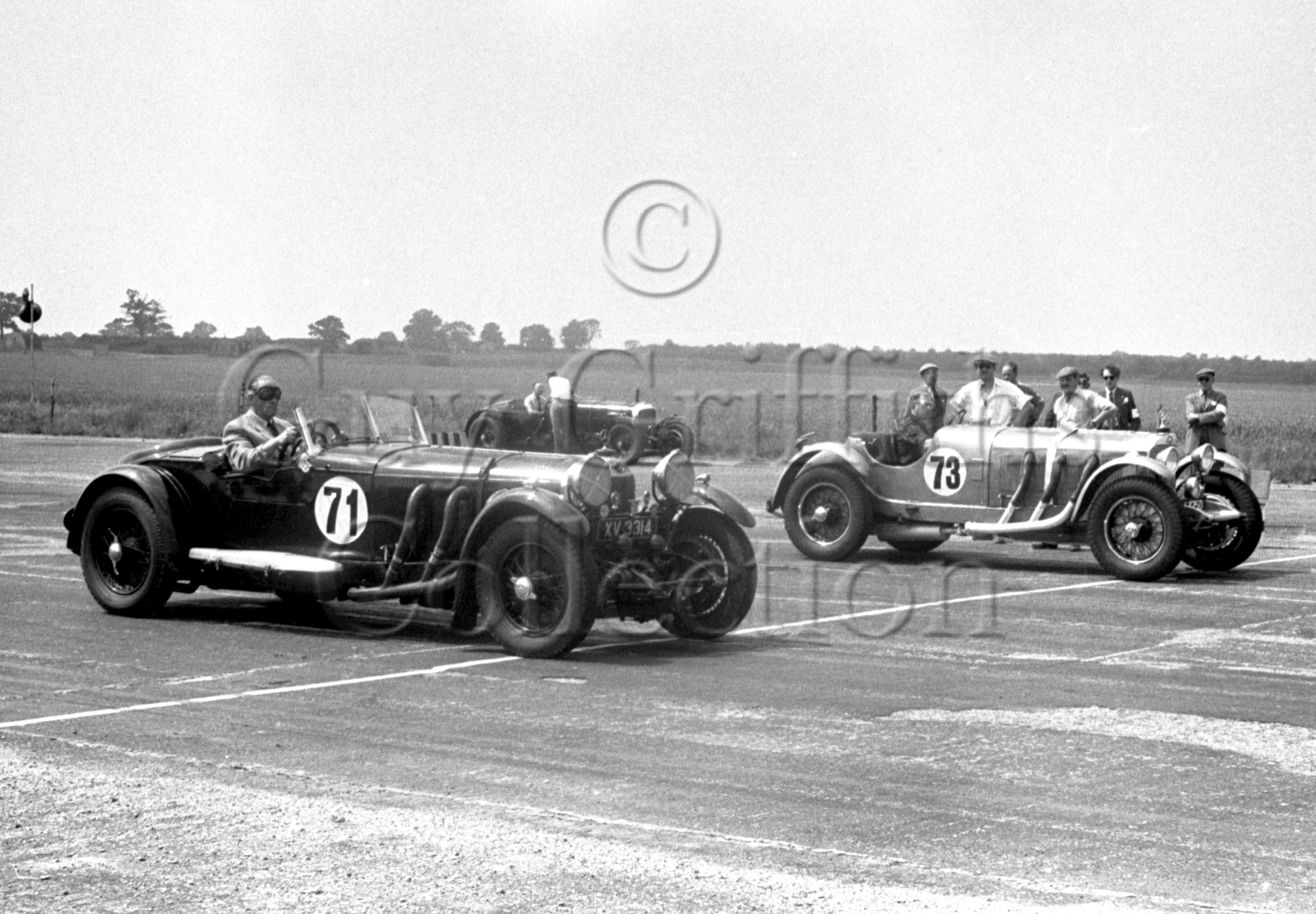 47-662–H-Rohll–Mercedes–Silverstone–21-07-1951.jpg - The Guy Griffiths Collection