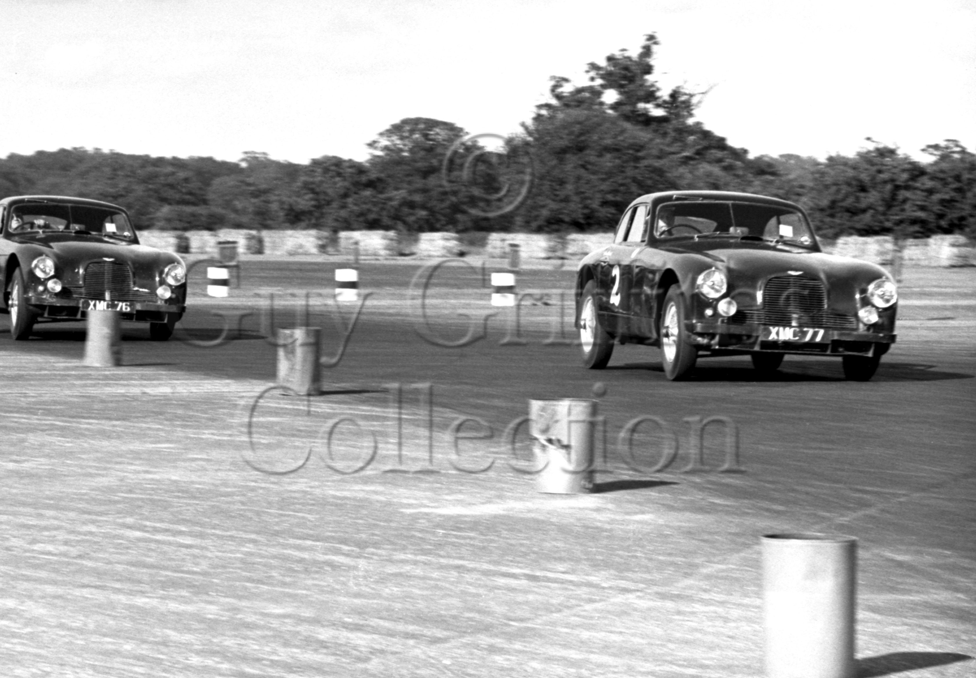47-913–G-Abecassis–Aston-Martin–DB11–Silverstone–28-07-1951.jpg - The Guy Griffiths Collection