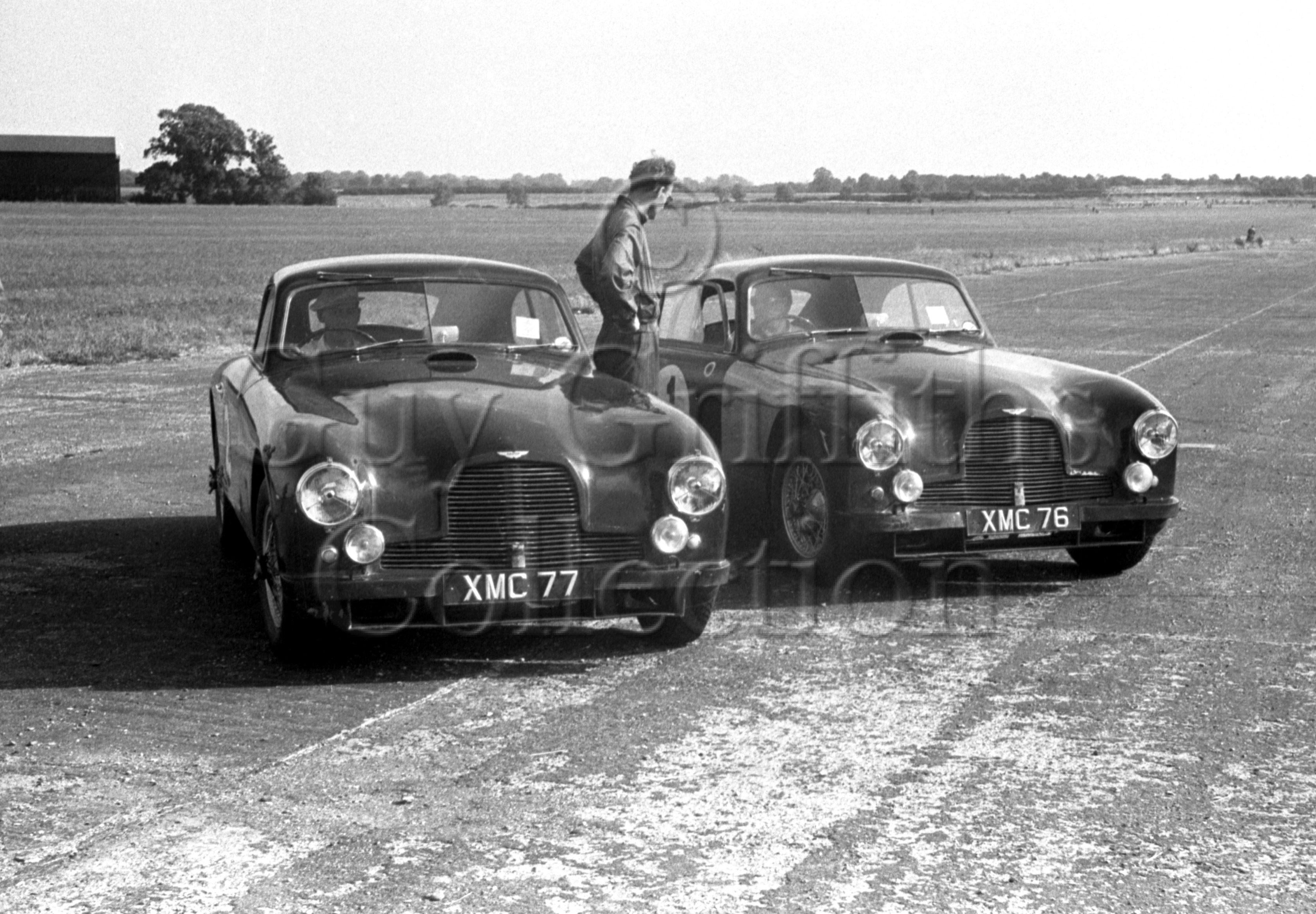 48-123–Aston-Martin–DB11–Silverstone–28-07-1951.jpg - The Guy Griffiths Collection