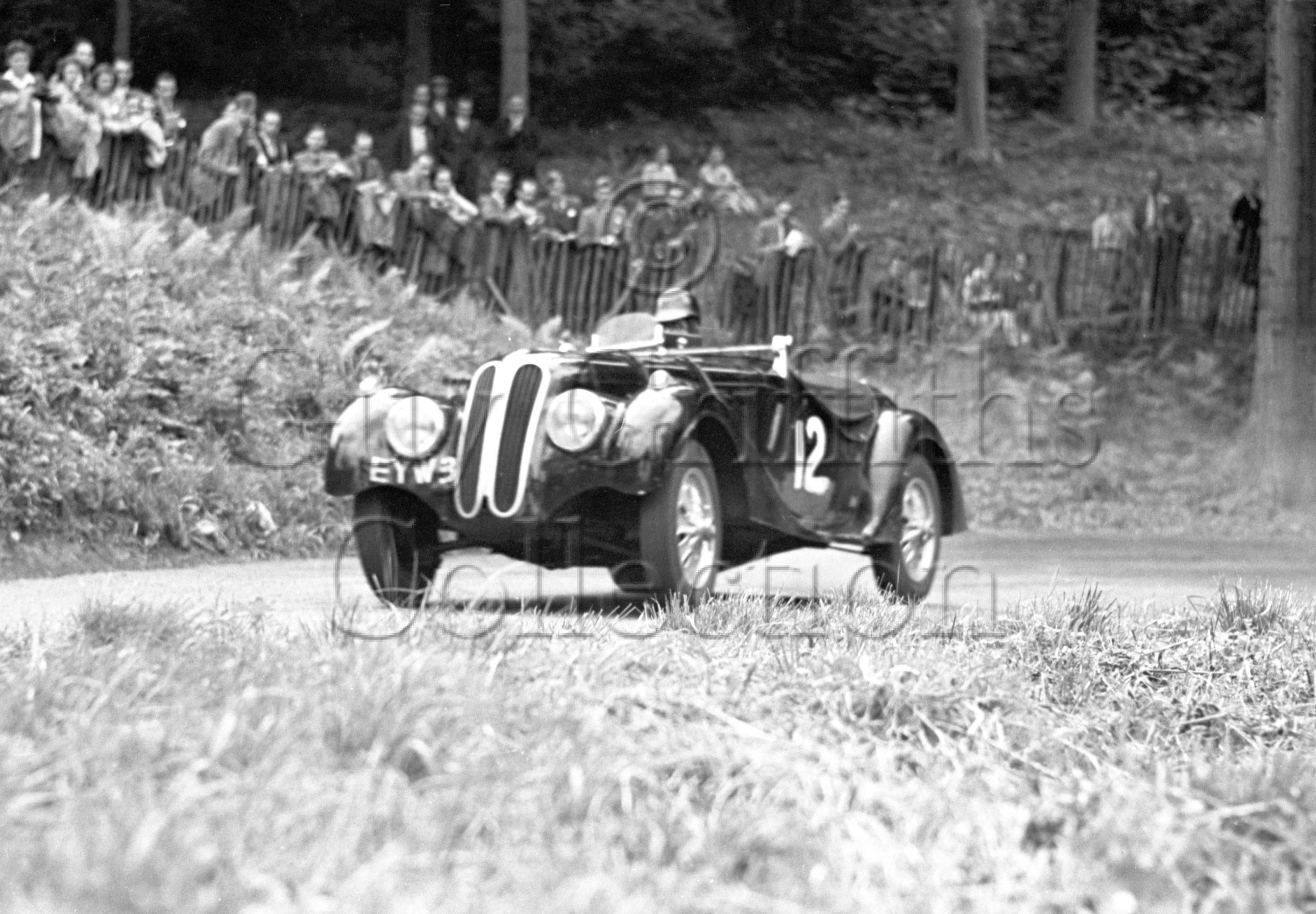 5-184–T-Crook–Frazer-Nash-BMW–Prescott–18-07-1948.jpg - The Guy Griffiths Collection