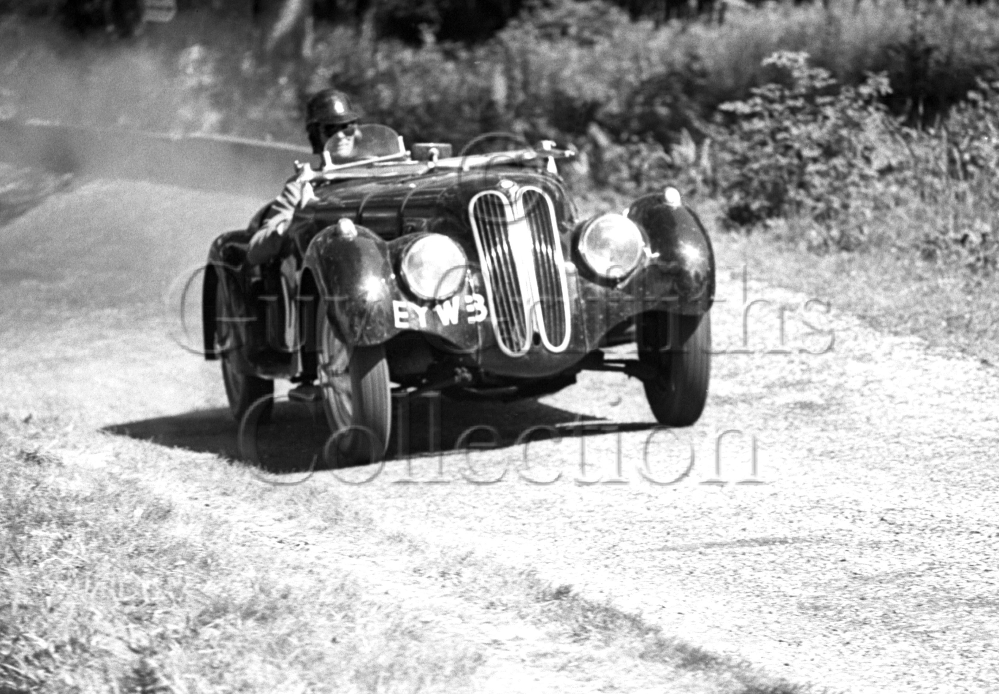 5-645–T-Crook–Frazer-Nash–B.M.W.–Great-Auclum–25-07-1948.jpg - The Guy Griffiths Collection