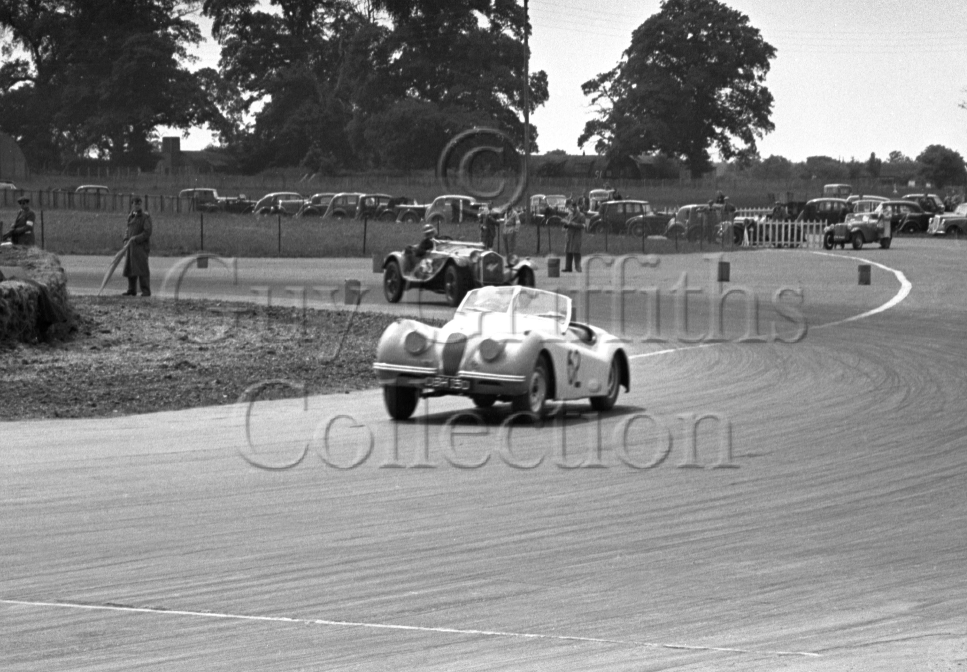 55-953–G-Lee–Jaguar–Silverstone–07-06-1952.jpg - The Guy Griffiths Collection