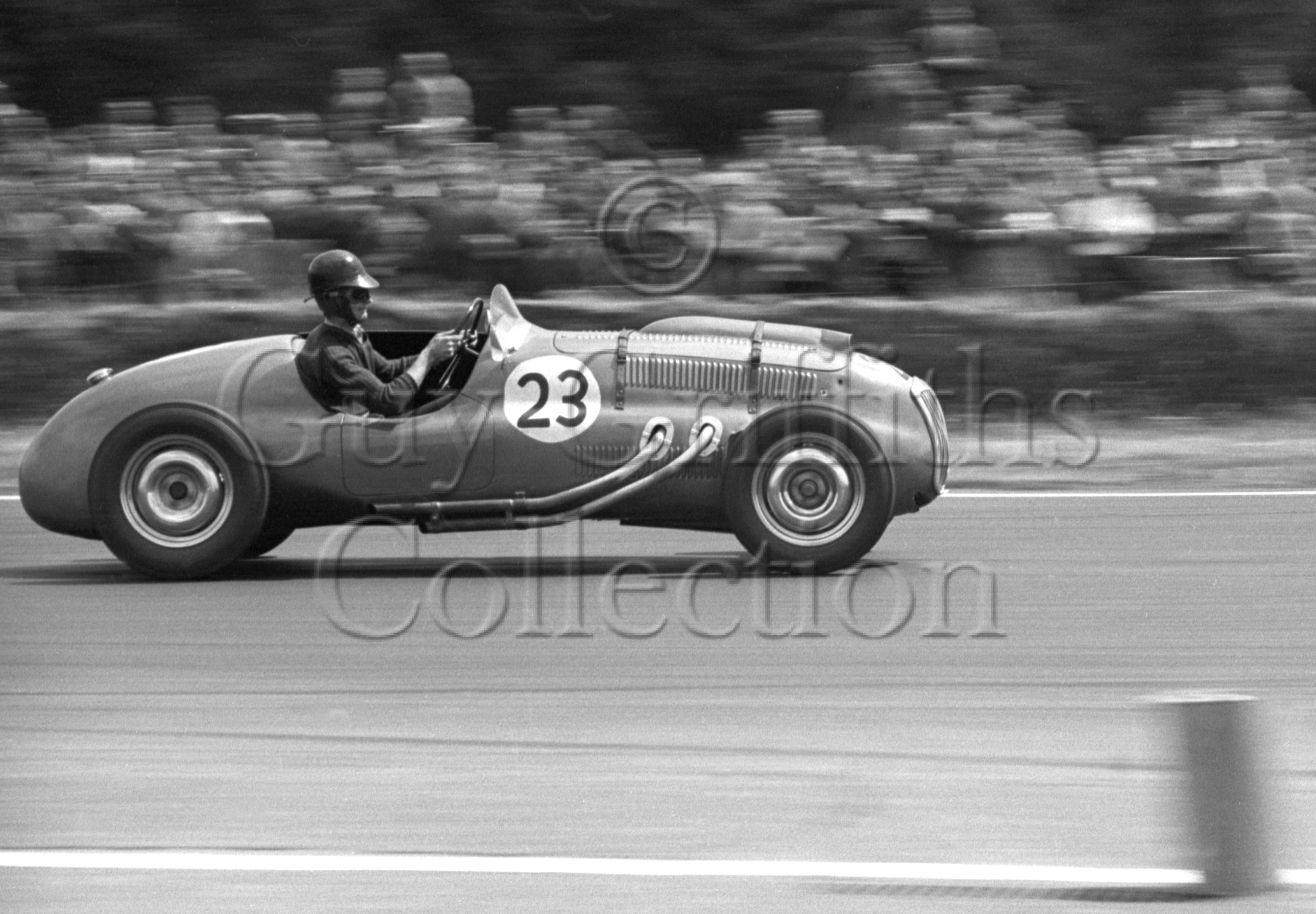 57-906–T-Crook–Frazer-Nash–Silverstone–19-07-1952.jpg - The Guy Griffiths Collection