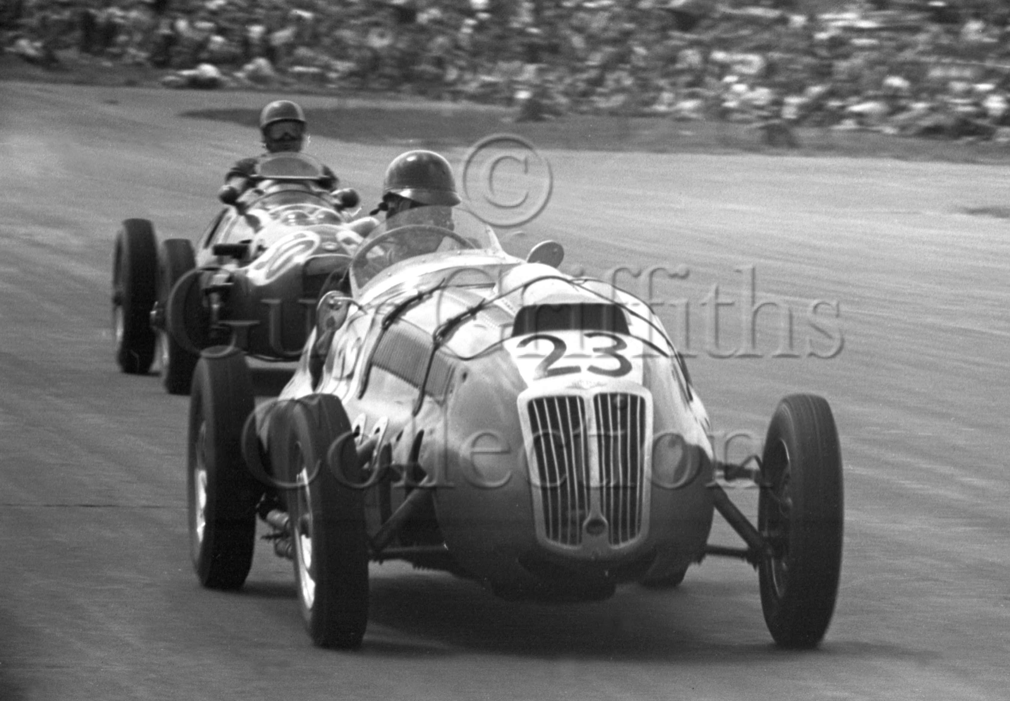 57-995–T-Crook–Frazer-Nash–Silverstone–19-07-1952.jpg - The Guy Griffiths Collection