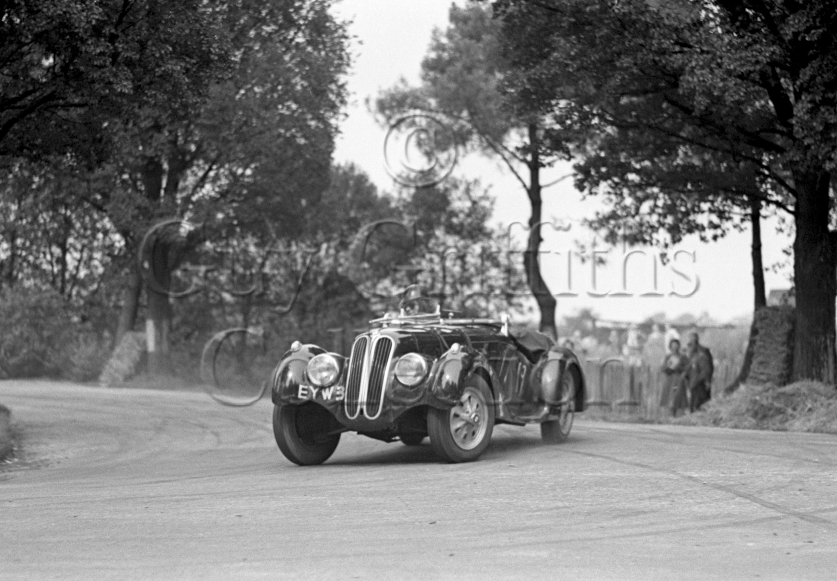 6-464–T-Crook–Frazer-Nash-BMW–Boscombe–07-08-1948.jpg - The Guy Griffiths Collection