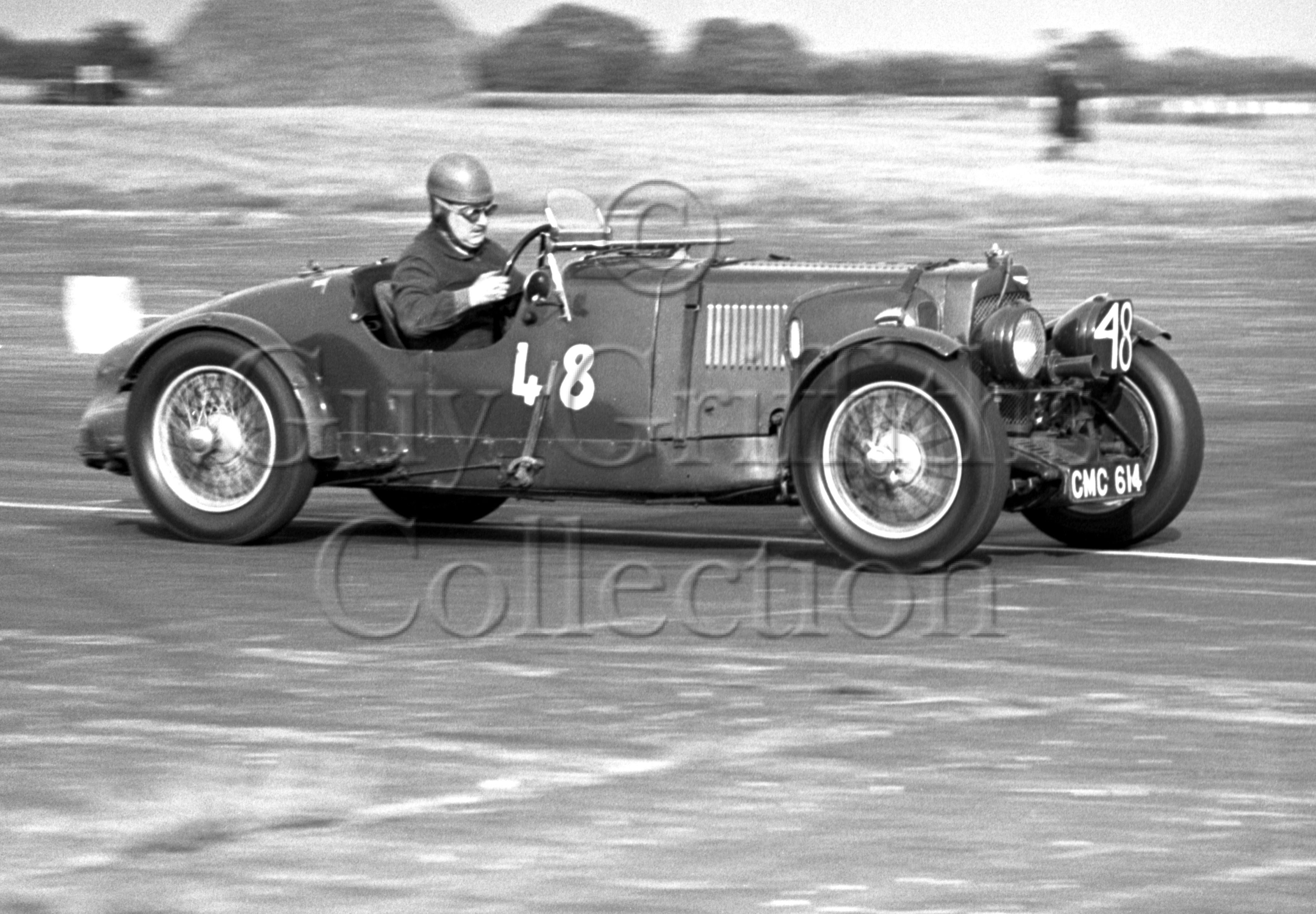 61-1001–R-F-McNab-Meredith–Aston-Martin–Snetterton–20-09-1952.jpg - The Guy Griffiths Collection