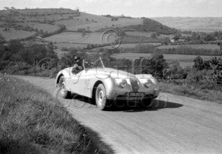 69-775–G-Mansell–Jaguar–Prescott–17-05-1953.jpg - The Guy Griffiths Collection