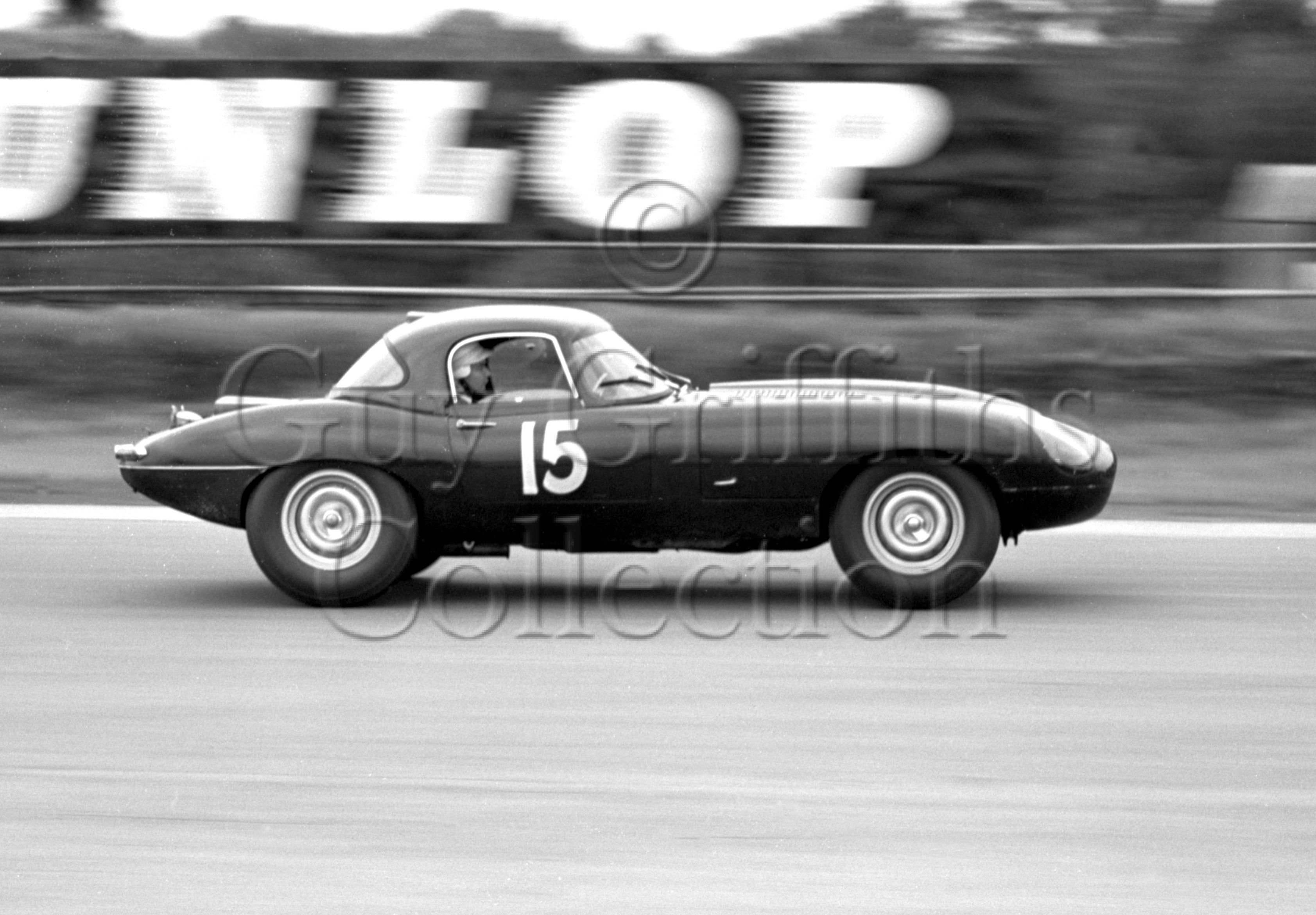 78-113–P-Sargent–Jaguar–Silverstone–07-09-1963.jpg - The Guy Griffiths Collection