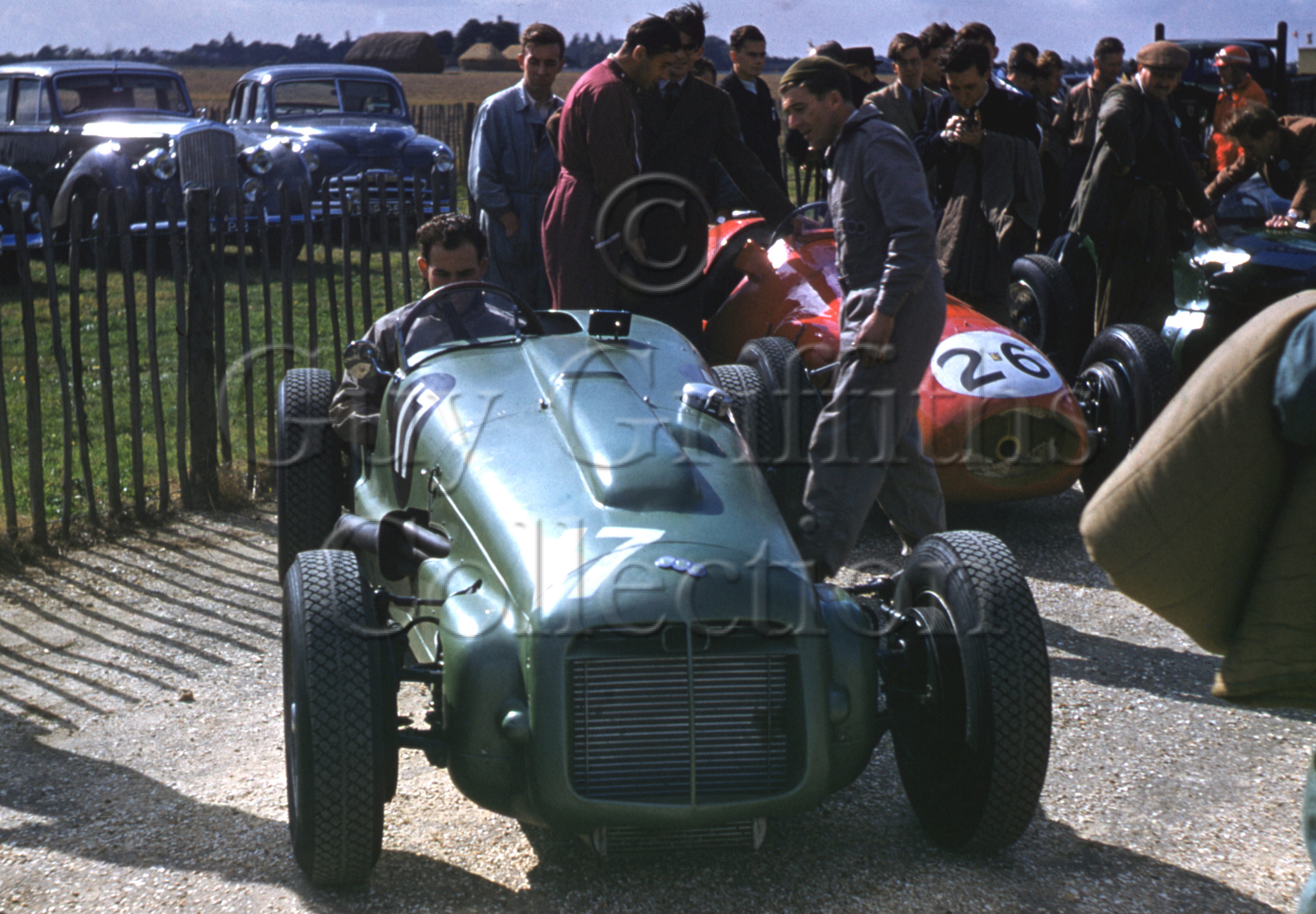 C-3-138–S-Moss—ERA–Goodwood–27-09-1952.jpg - The Guy Griffiths Collection