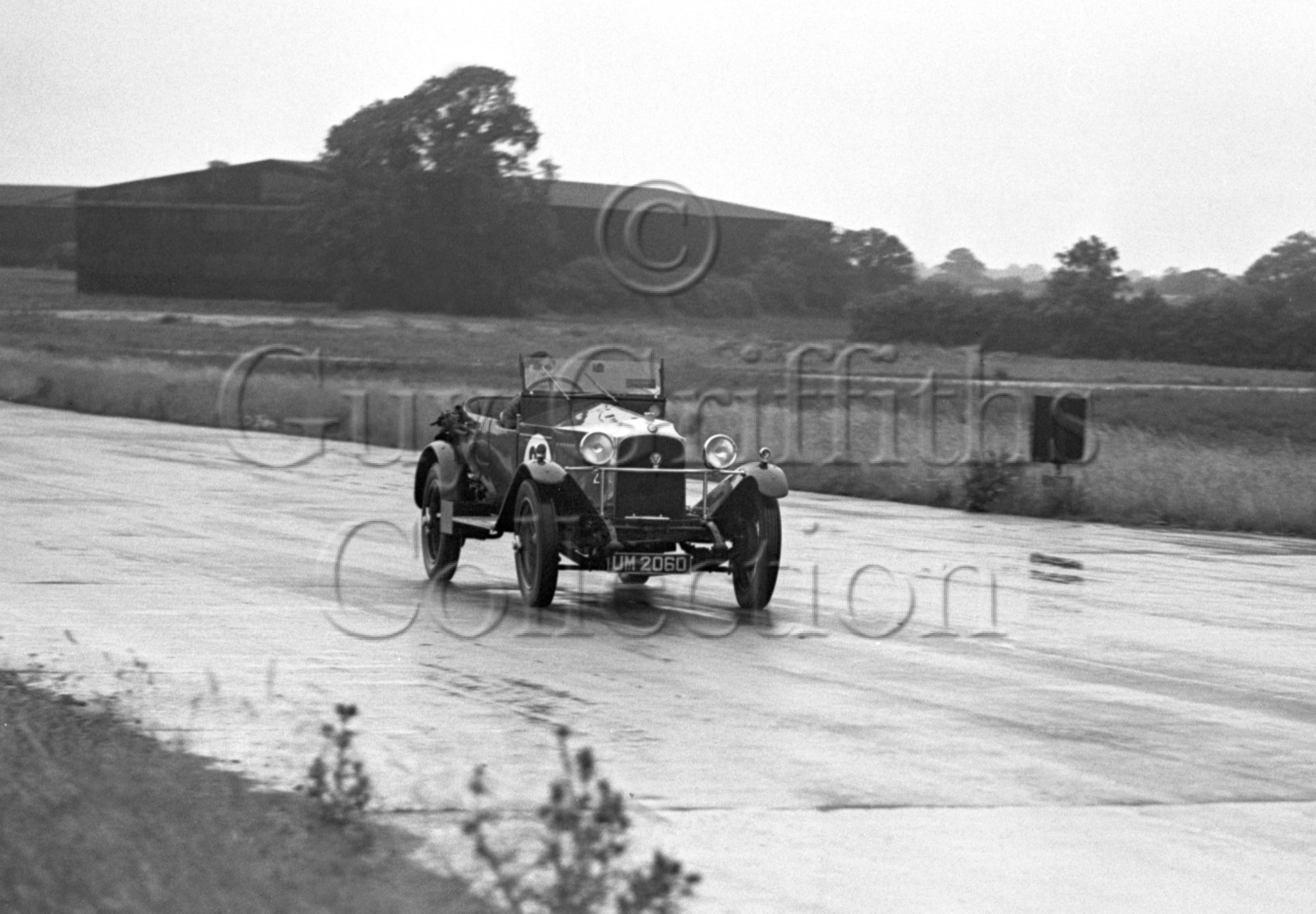 33-631–A-Archer–Vauxhall–Silverstone–15-07-1950.jpg - The Guy Griffiths Collection