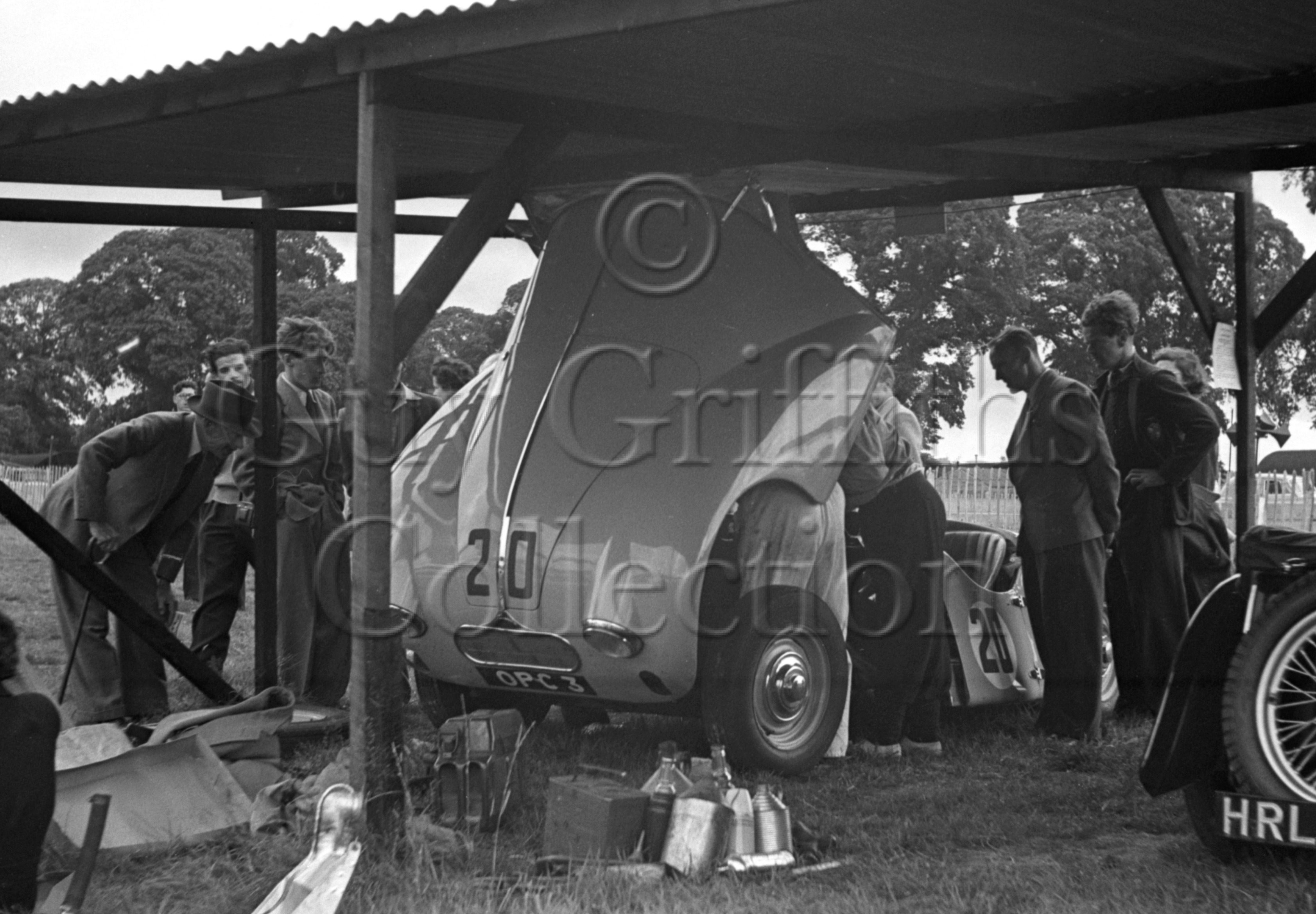 35-82–K-Downing–Connaught–Goodwood–12-08-1950.jpg - The Guy Griffiths Collection