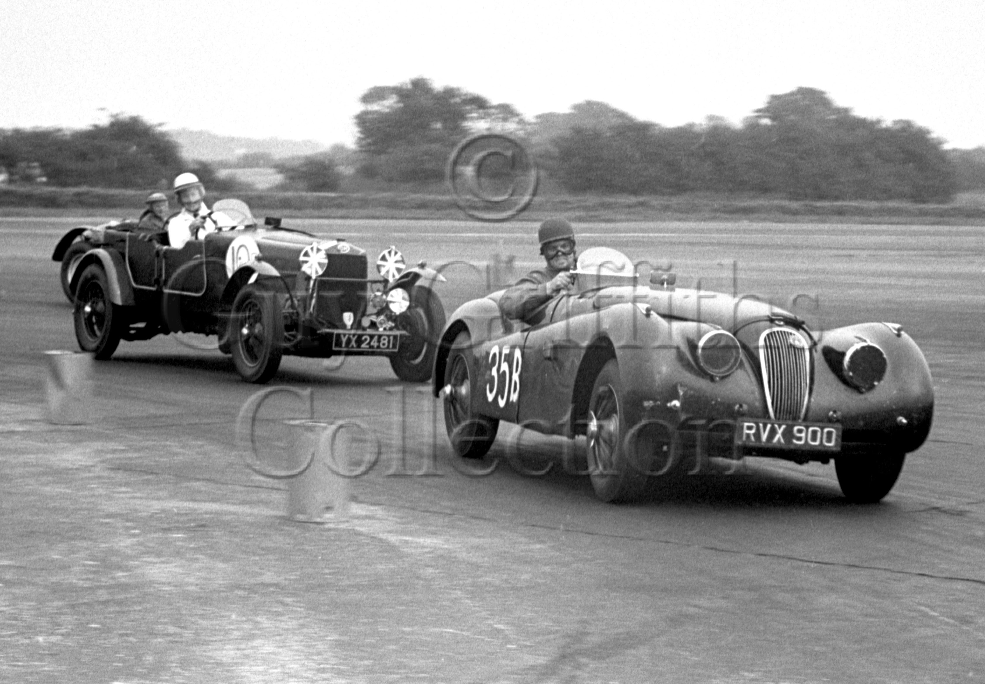 60-465–S-Boshier–Jaguar–Silverstone–30-08-1952.jpg - The Guy Griffiths Collection