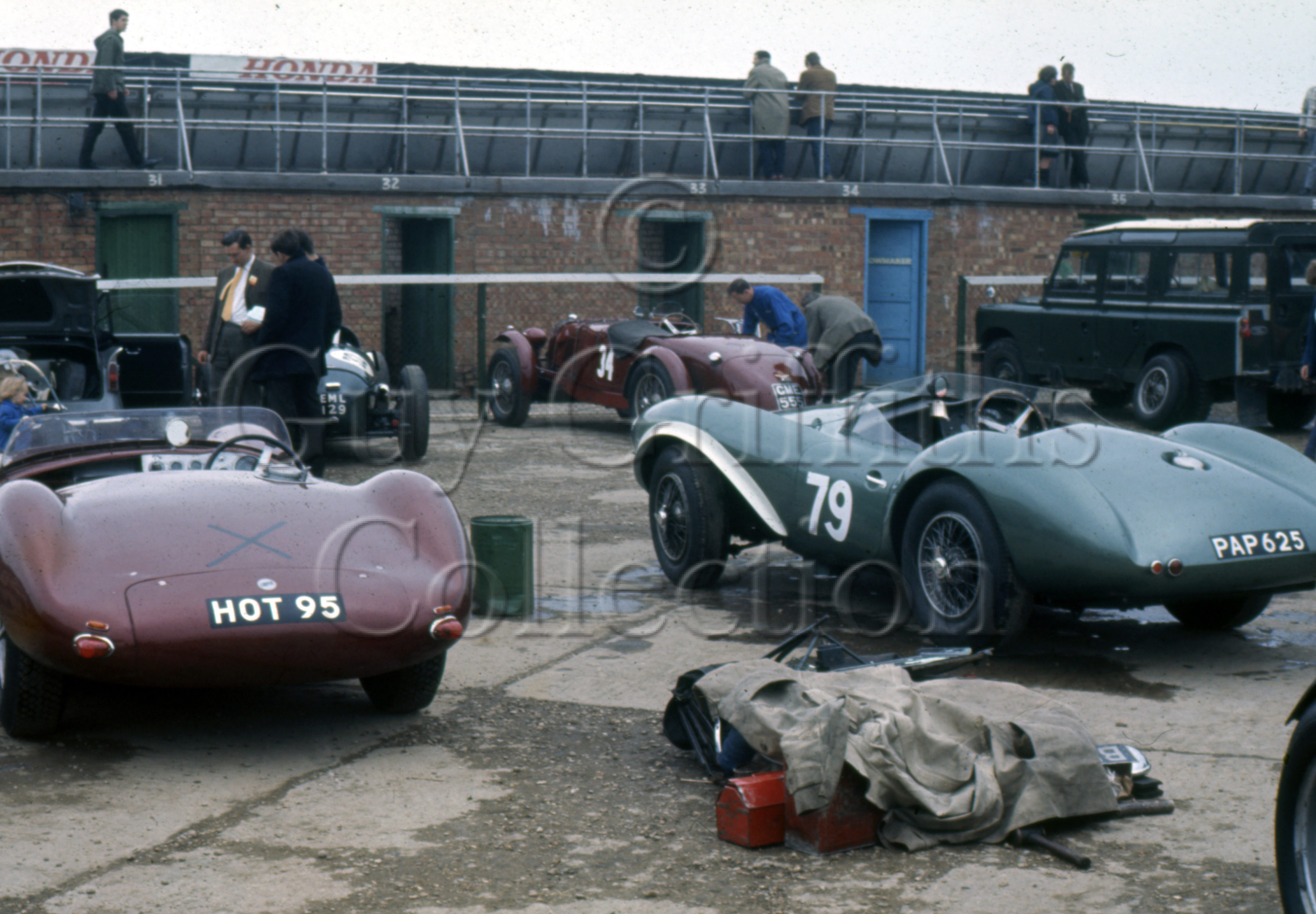 C-4-213–Aston-Martin-DB3S–Silverstone–24-06-1967.jpg - The Guy Griffiths Collection