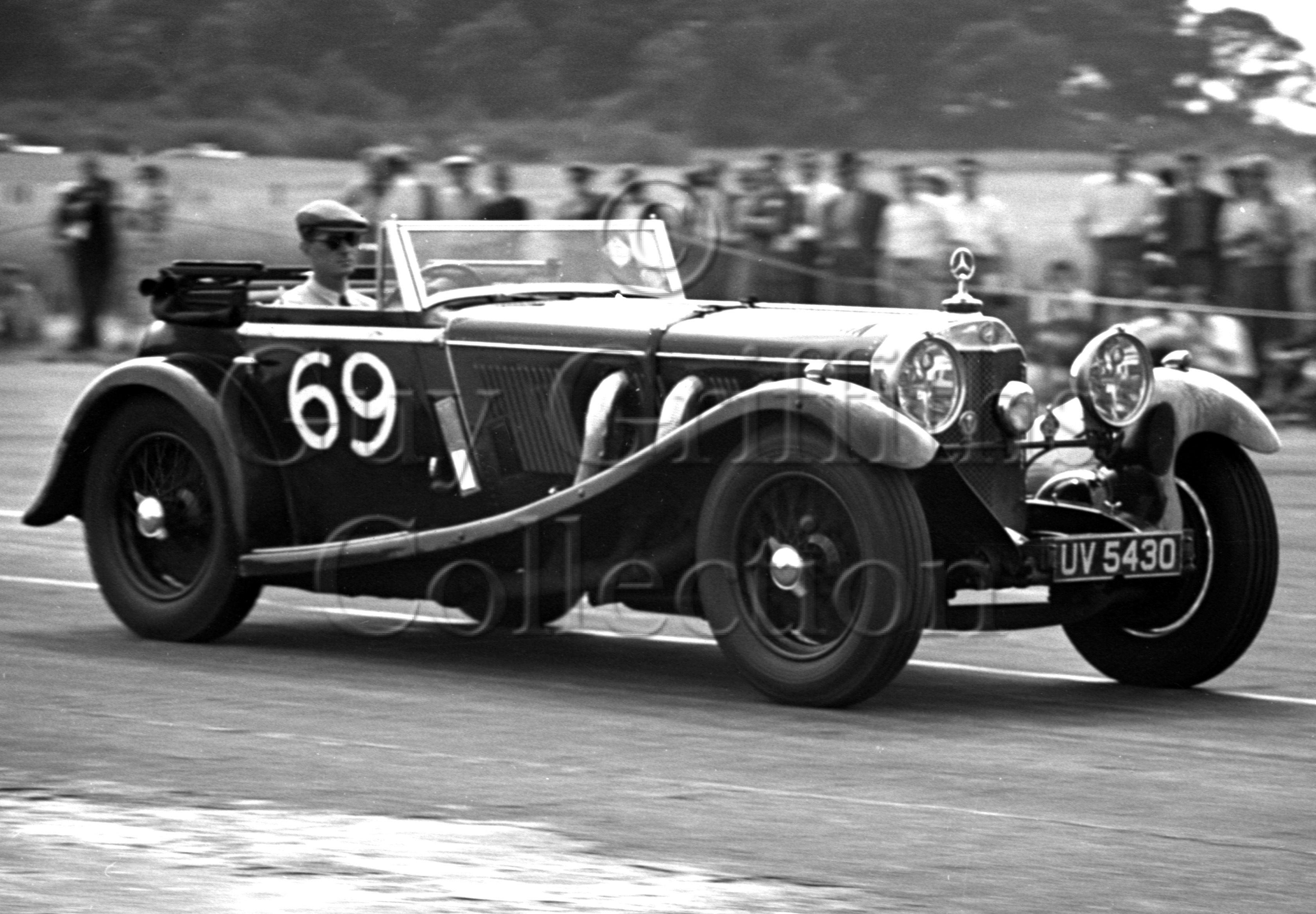 19-152–G-M-Crozier–Mercedes-Benz–Silverstone–23-07-1949.jpg - The Guy Griffiths Collection