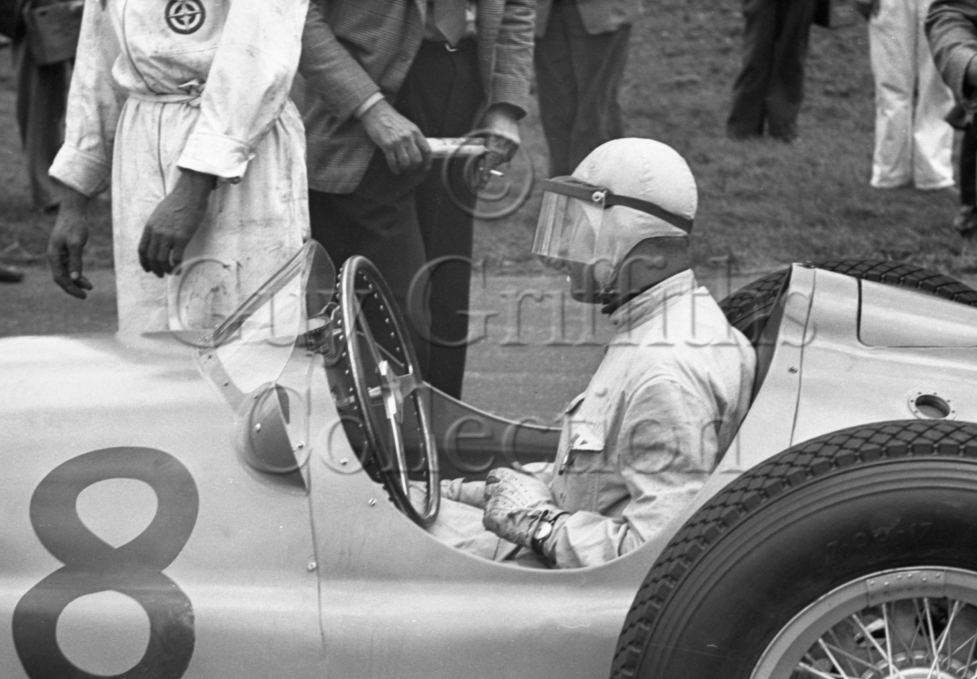 3-13–R-Sommer–BRM–Silverstone–26-08-1950.jpg - The Guy Griffiths Collection