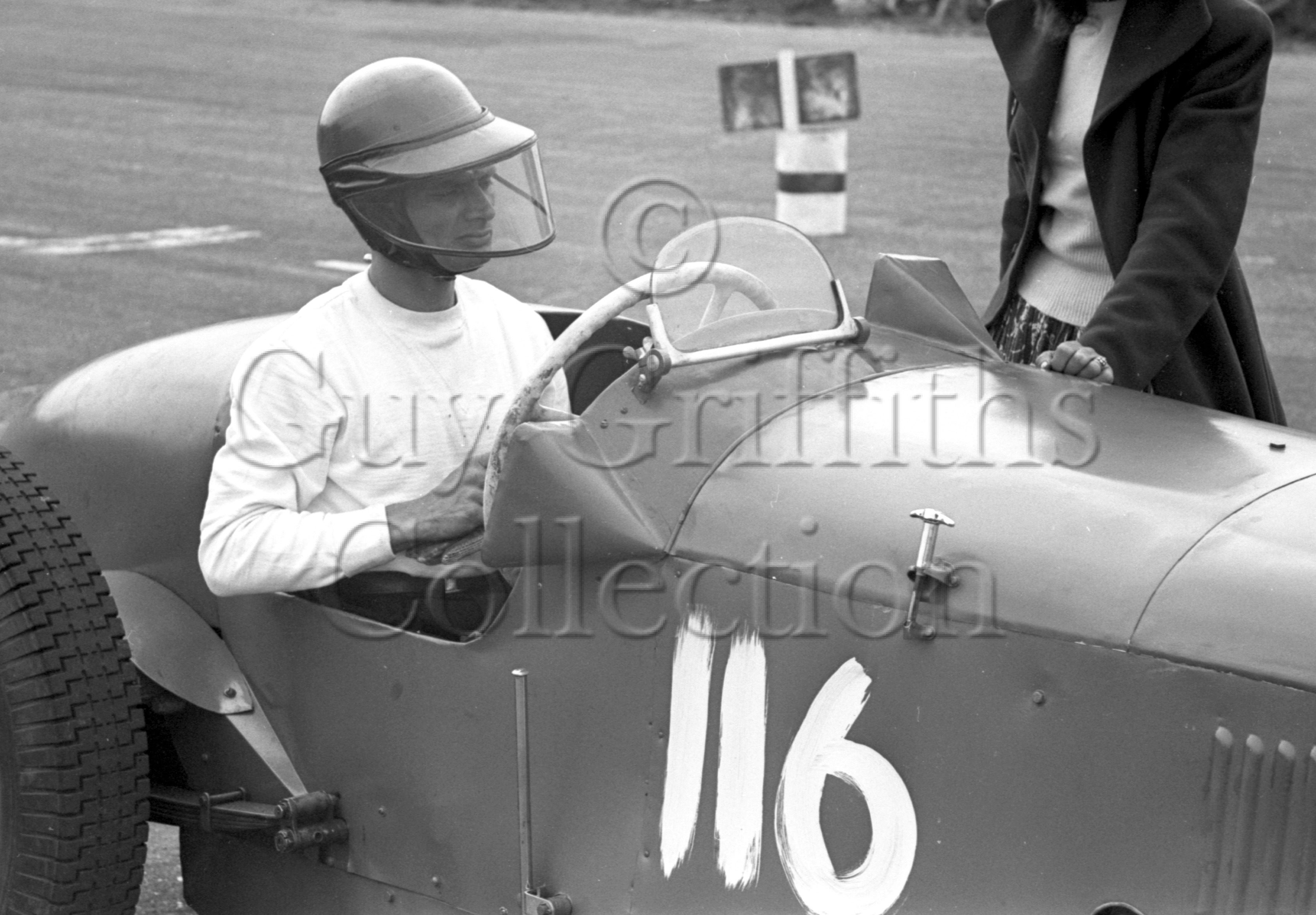 33-244–R-Dutt–Maserati–Silverstone–24-06-1950.jpg - The Guy Griffiths Collection