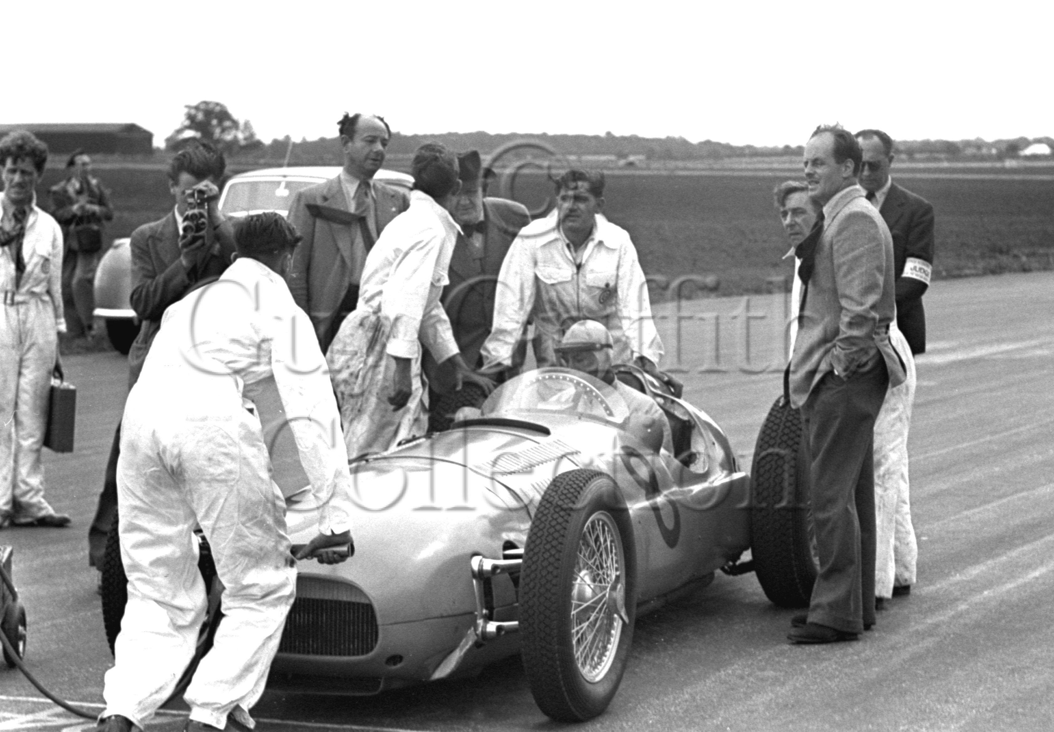 36-21–R-Sommer–BRM–Silverstone–26-08-1950.jpg - The Guy Griffiths Collection
