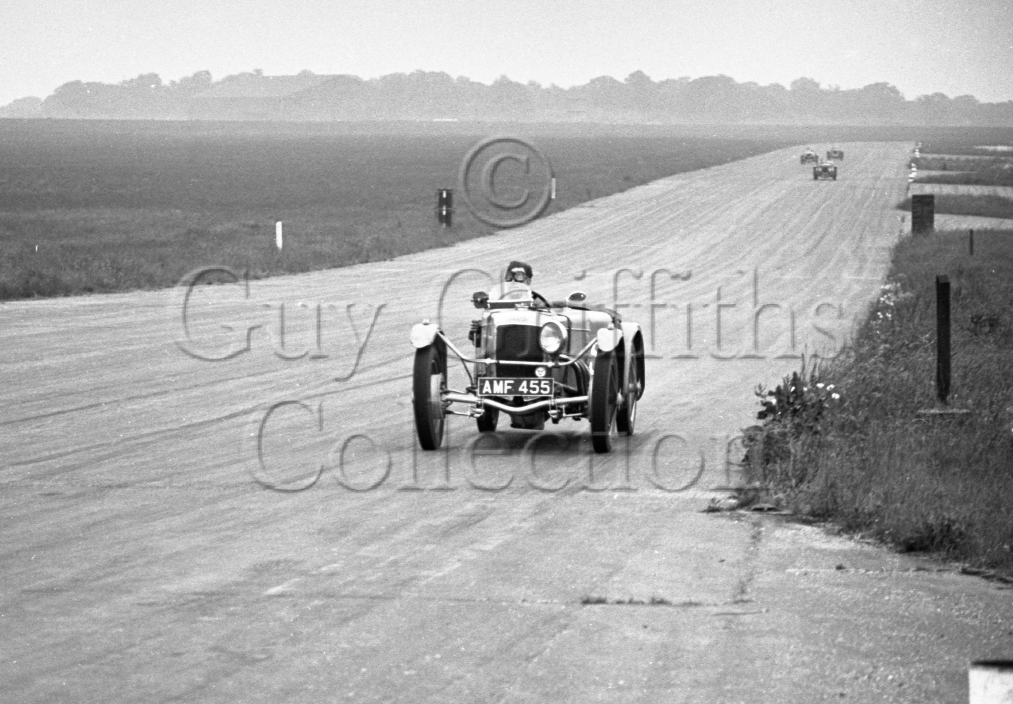 46-466–B-E-Brown–Frazer-Nash–Silverstone–23-06-1951.jpg - The Guy Griffiths Collection