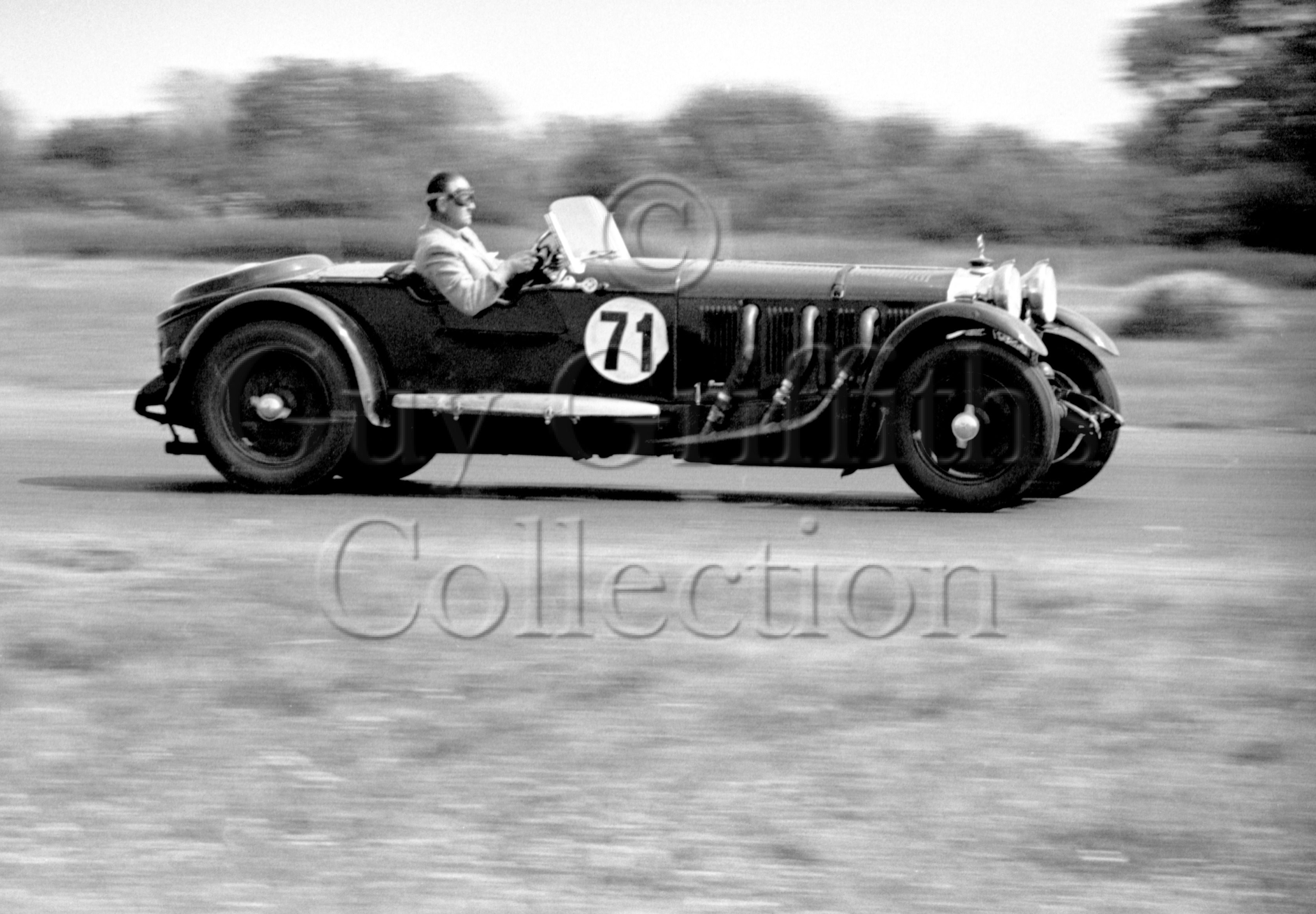 47-602–H-Rohll–Mercedes–Silverstone–21-07-1951.jpg - The Guy Griffiths Collection