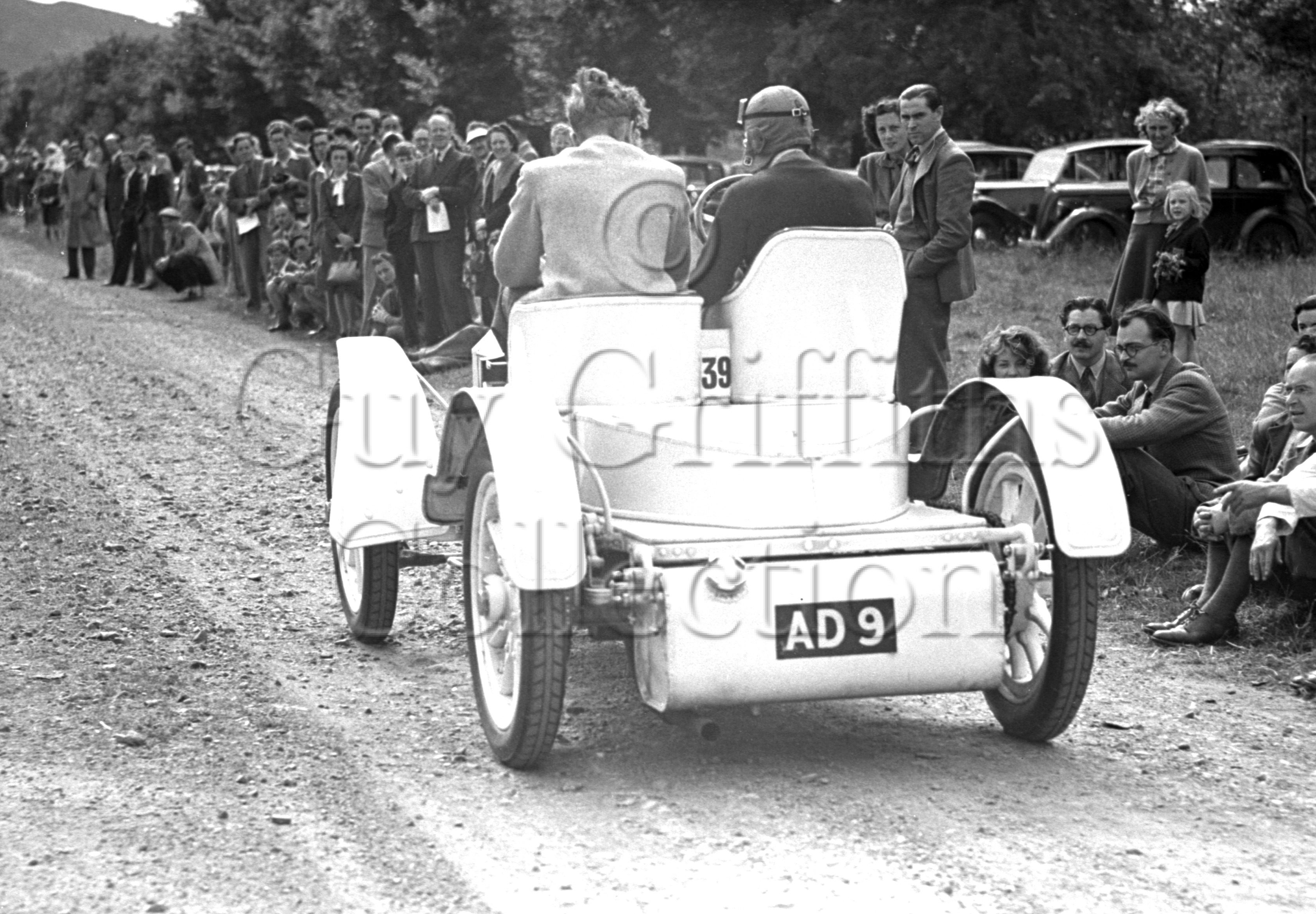 5-163–C-R-Abbott–Mercedes-Simplex–Madresfield–27-06-1948.jpg - The Guy Griffiths Collection