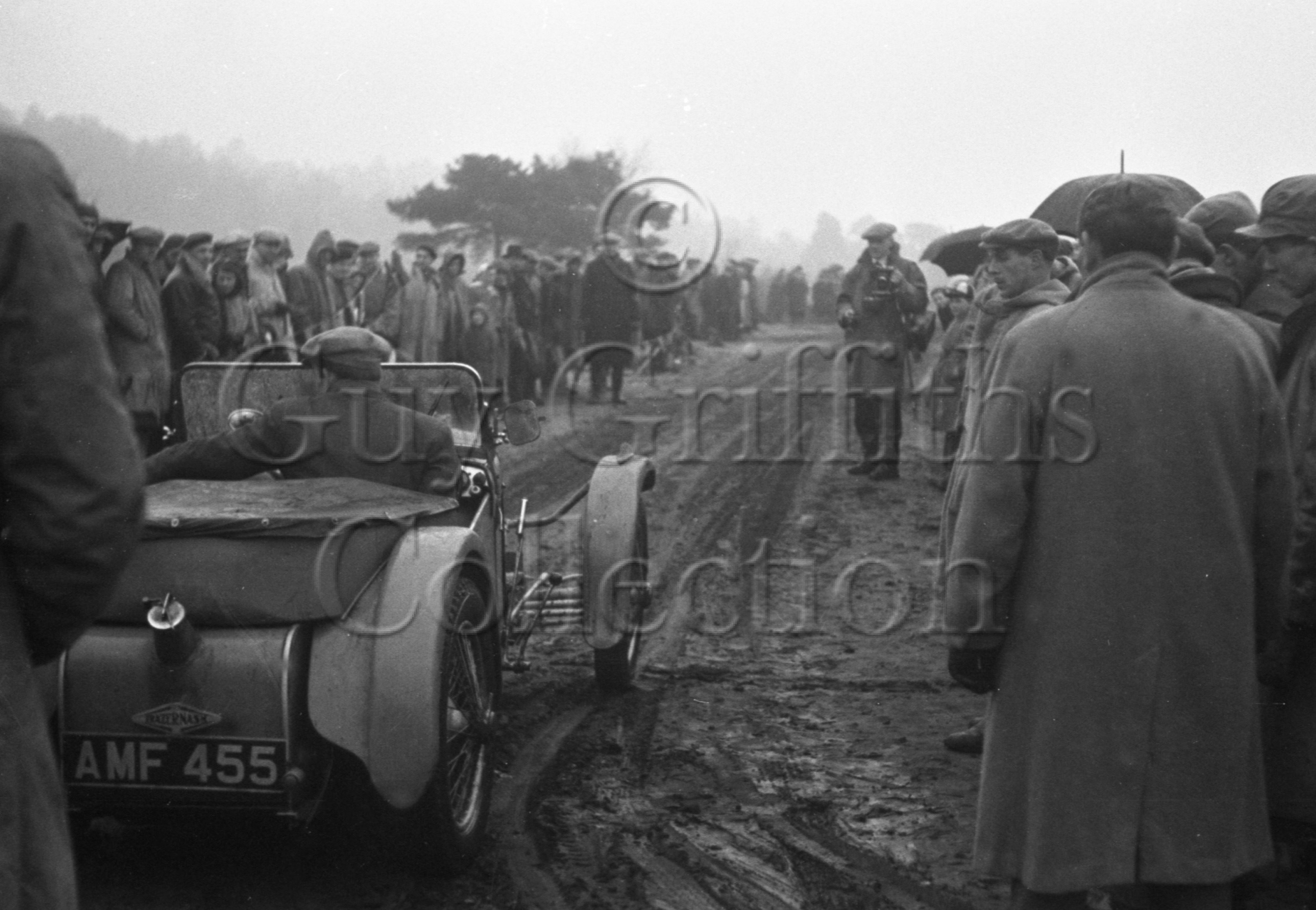 50-162–B-E-Brown–Frazer-Nash–Bisley–17-02-1952.jpg - The Guy Griffiths Collection