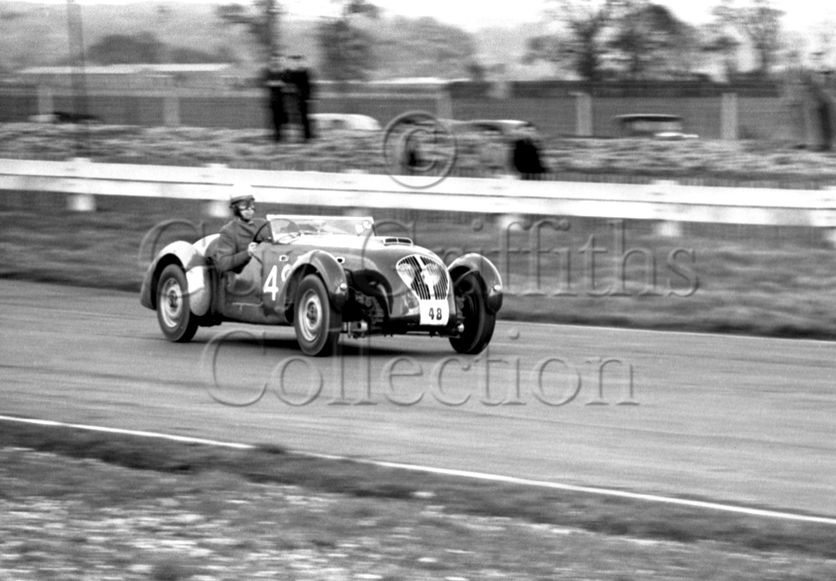 50-322–A-Tasker–Healey–Goodwood–22-03-1952.jpg - The Guy Griffiths Collection