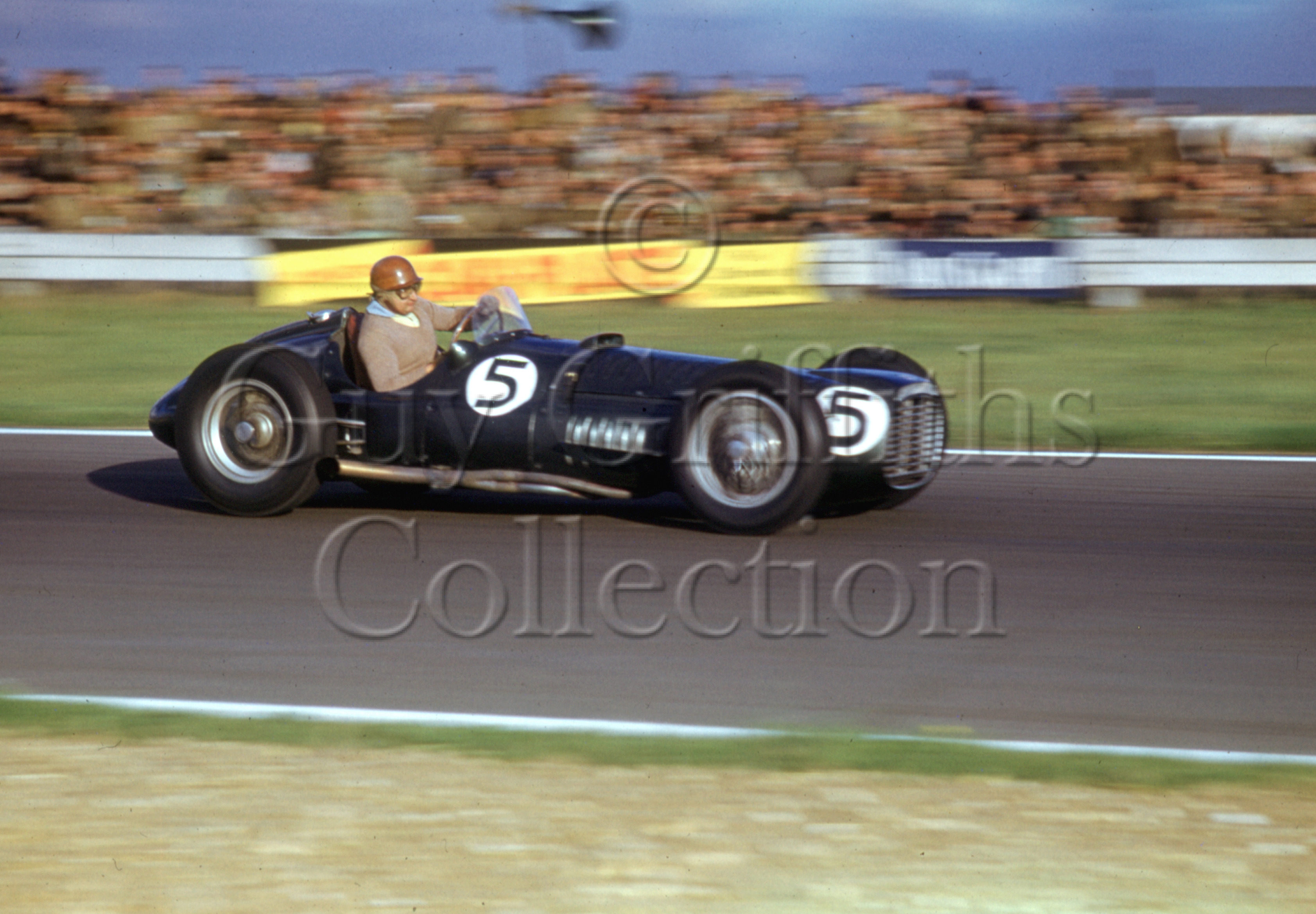 C-3-137–F-Gonzales–BRM–Goodwood–27-09-1952.jpg - The Guy Griffiths Collection