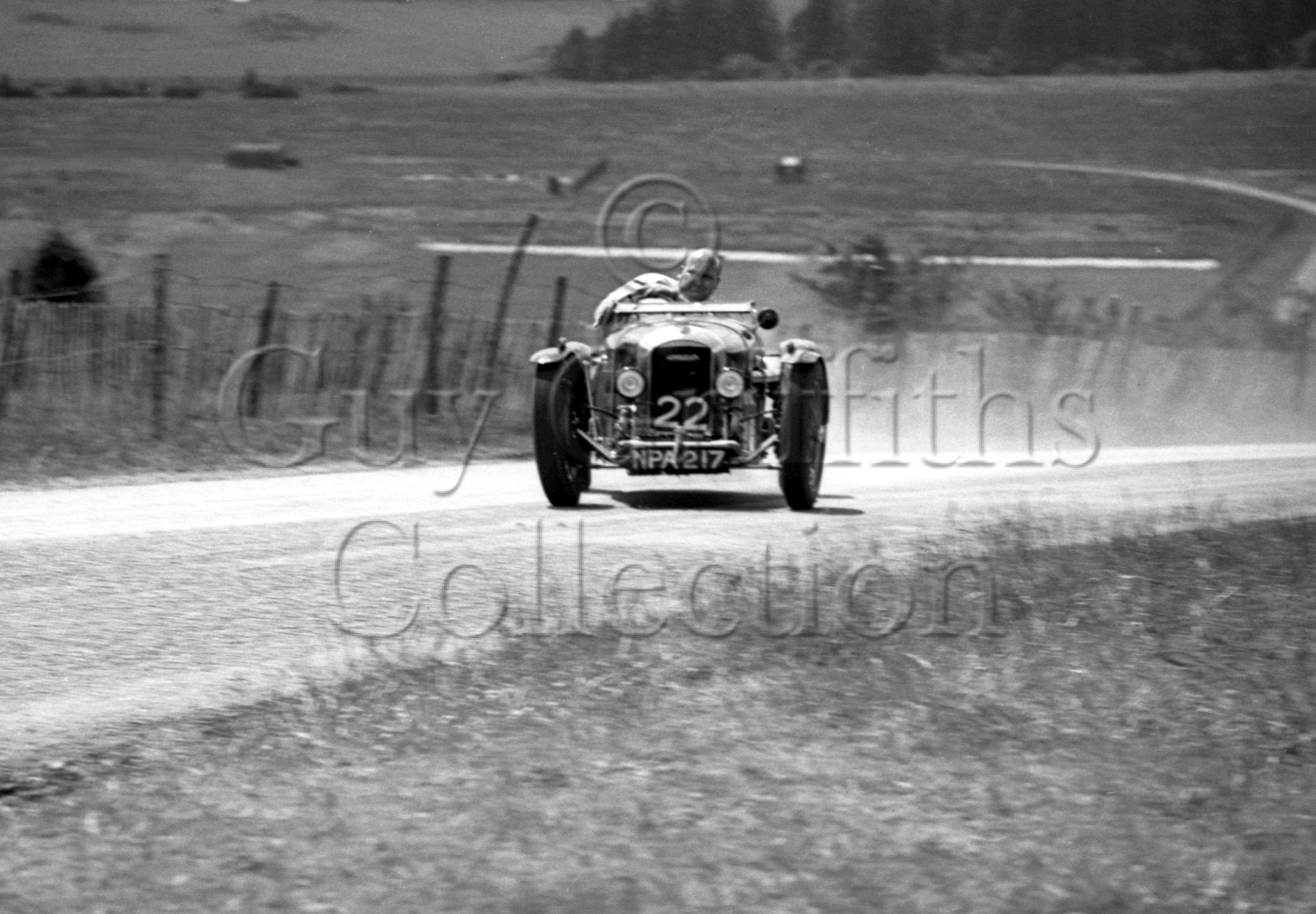 15-343–O-A-F-Finch–Amilcar–Blandford–28-05-1949.jpg - The Guy Griffiths Collection