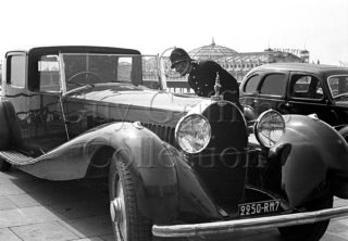 7-63–Bugatti-Royale–Brighton–04-09-1948.jpg - The Guy Griffiths Collection