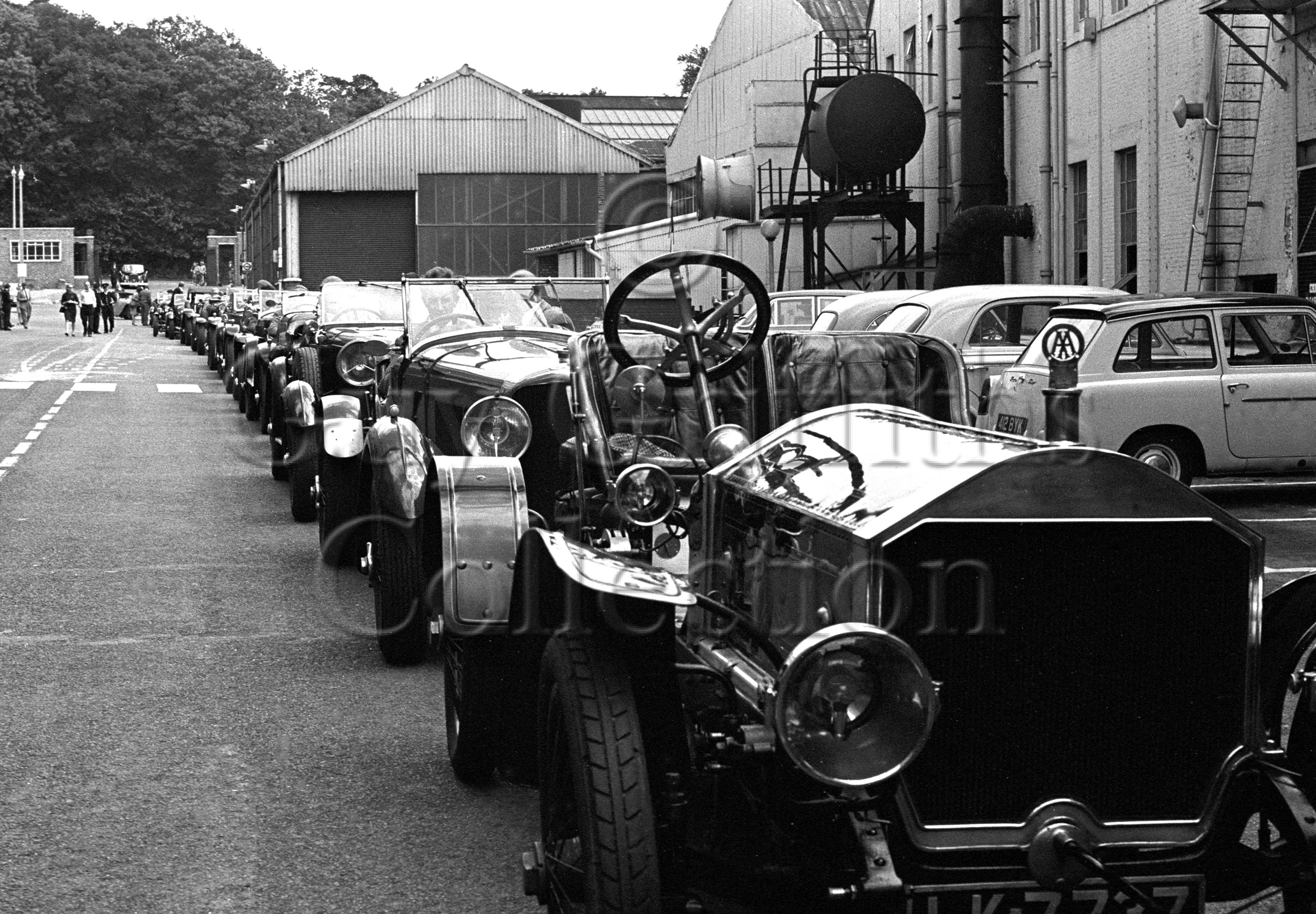 92-144–Napier–Brooklands–26-06-1965.jpg - Guy Griffiths Collection