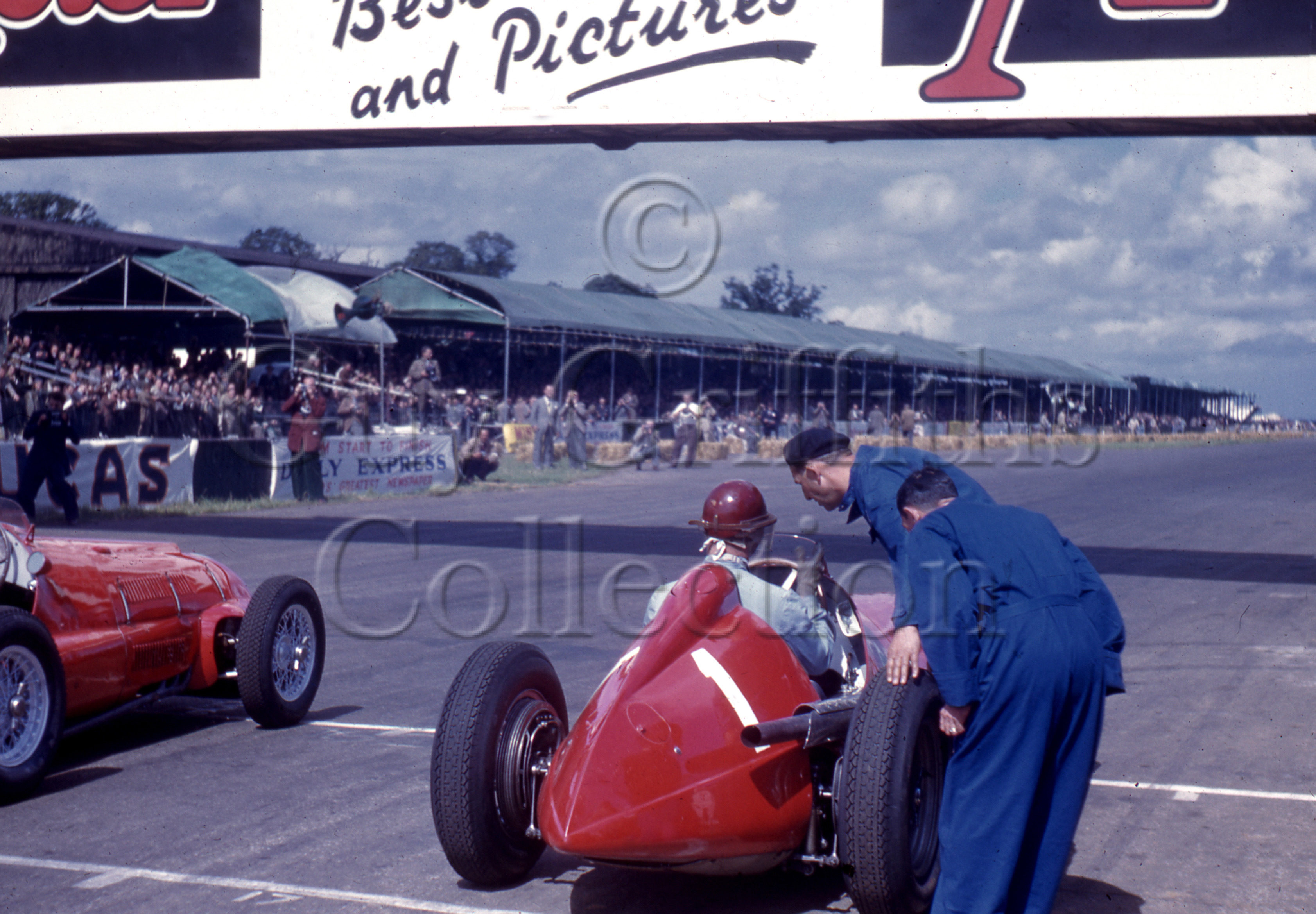 C-3-28–G-Farina–Alfa-Romeo-158–Silverstone–26-08-1950-.jpg - Guy Griffiths Collection