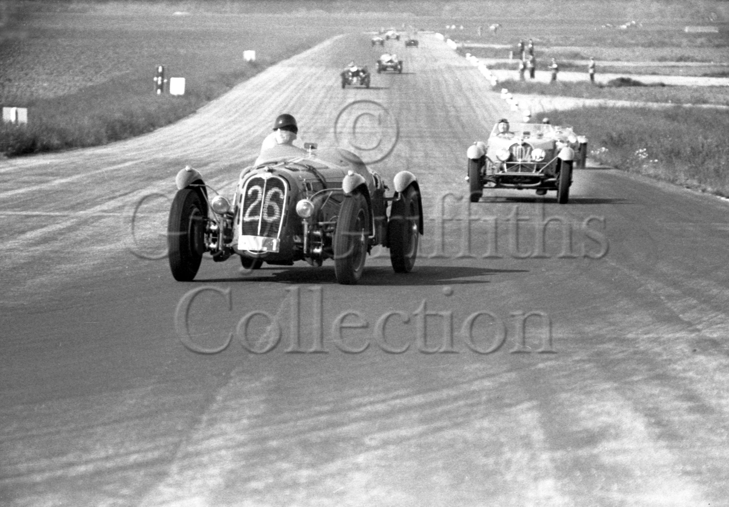 16-622–T-Crook–Alfa–Silverstone–18-06-1949.jpg - Guy Griffiths Collection
