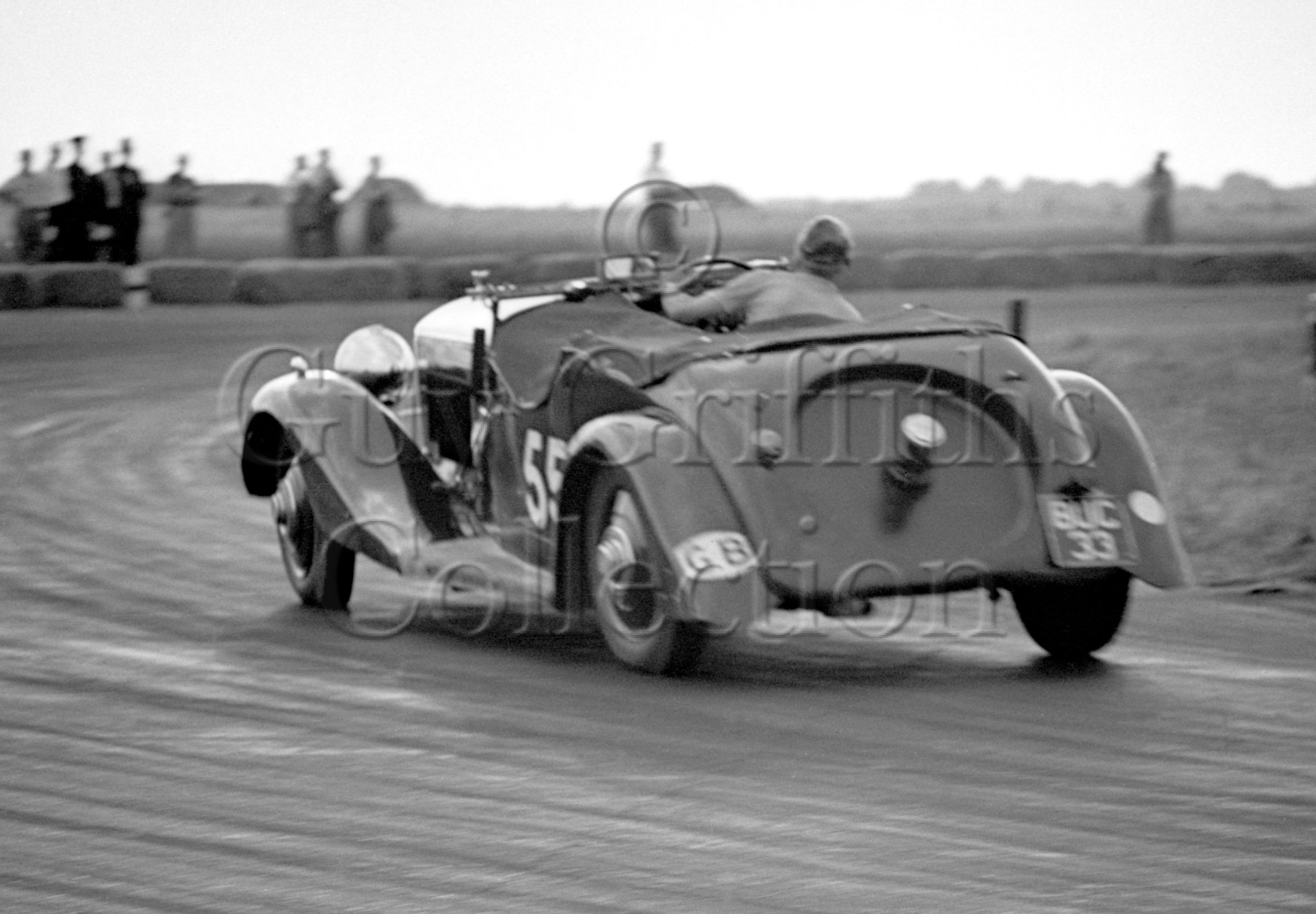 19-304–G-Maxwell–Bentley–Silverstone–23-07-1949.jpg - Guy Griffiths Collection