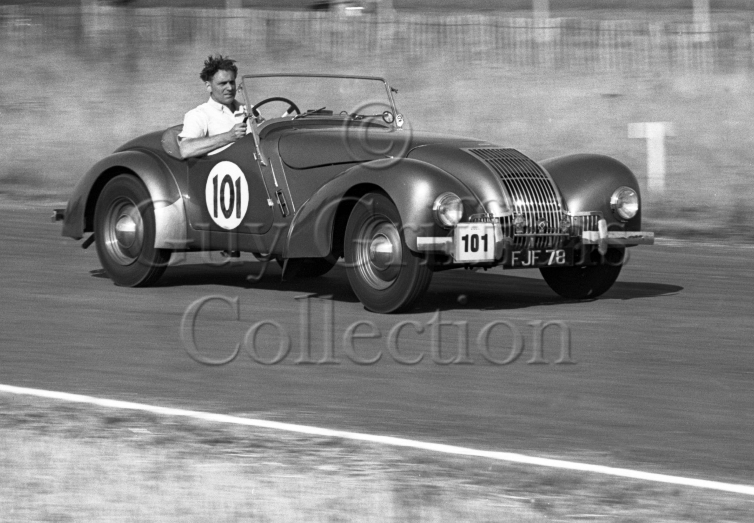 20-545–C-N-Randal–Allard–Goodwood–13-08-1949.jpg - Guy Griffiths Collection