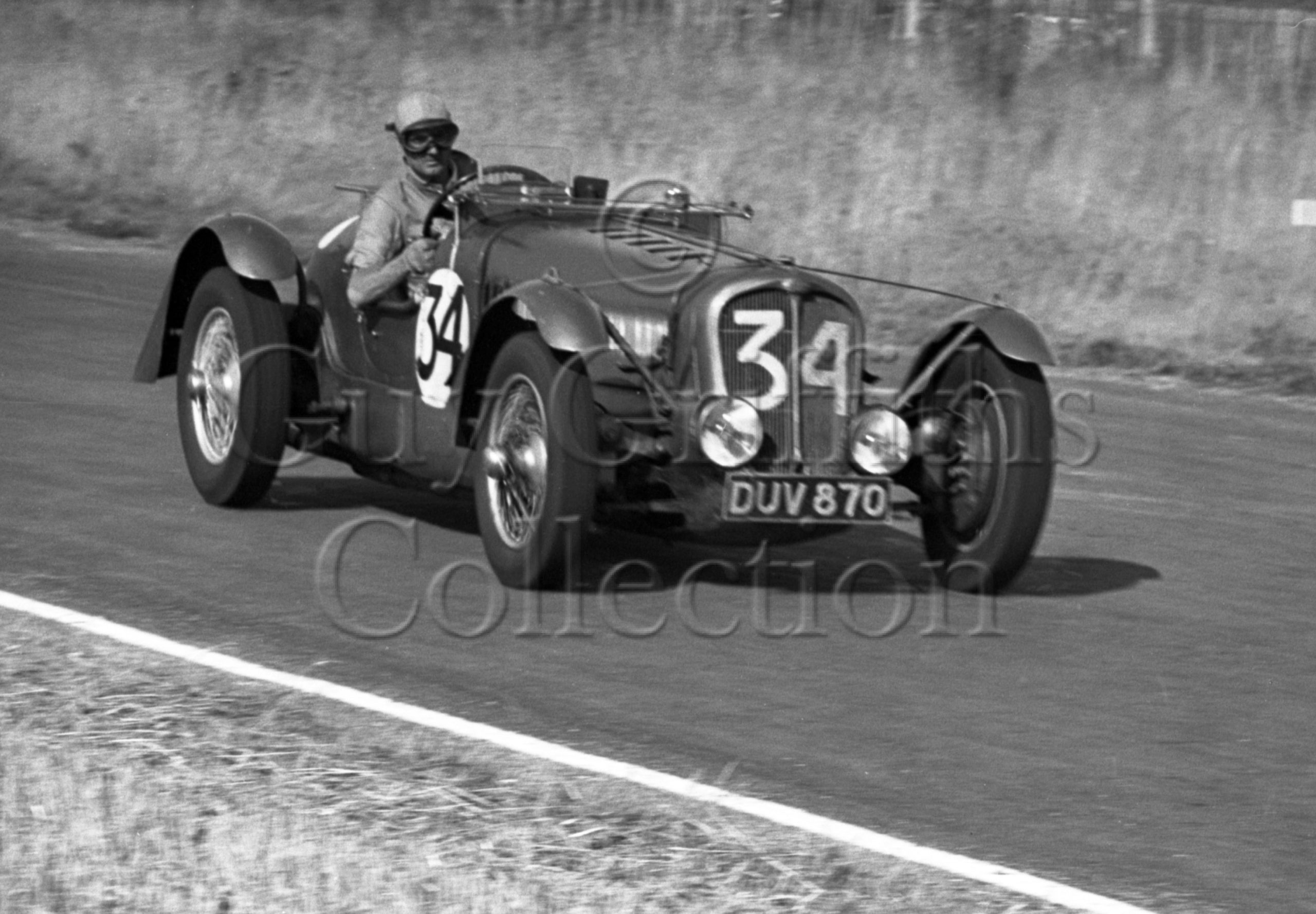 20-664–G-Janson-Henry–Delahaye–Goodwood-13-08-1949.jpg - Guy Griffiths Collection
