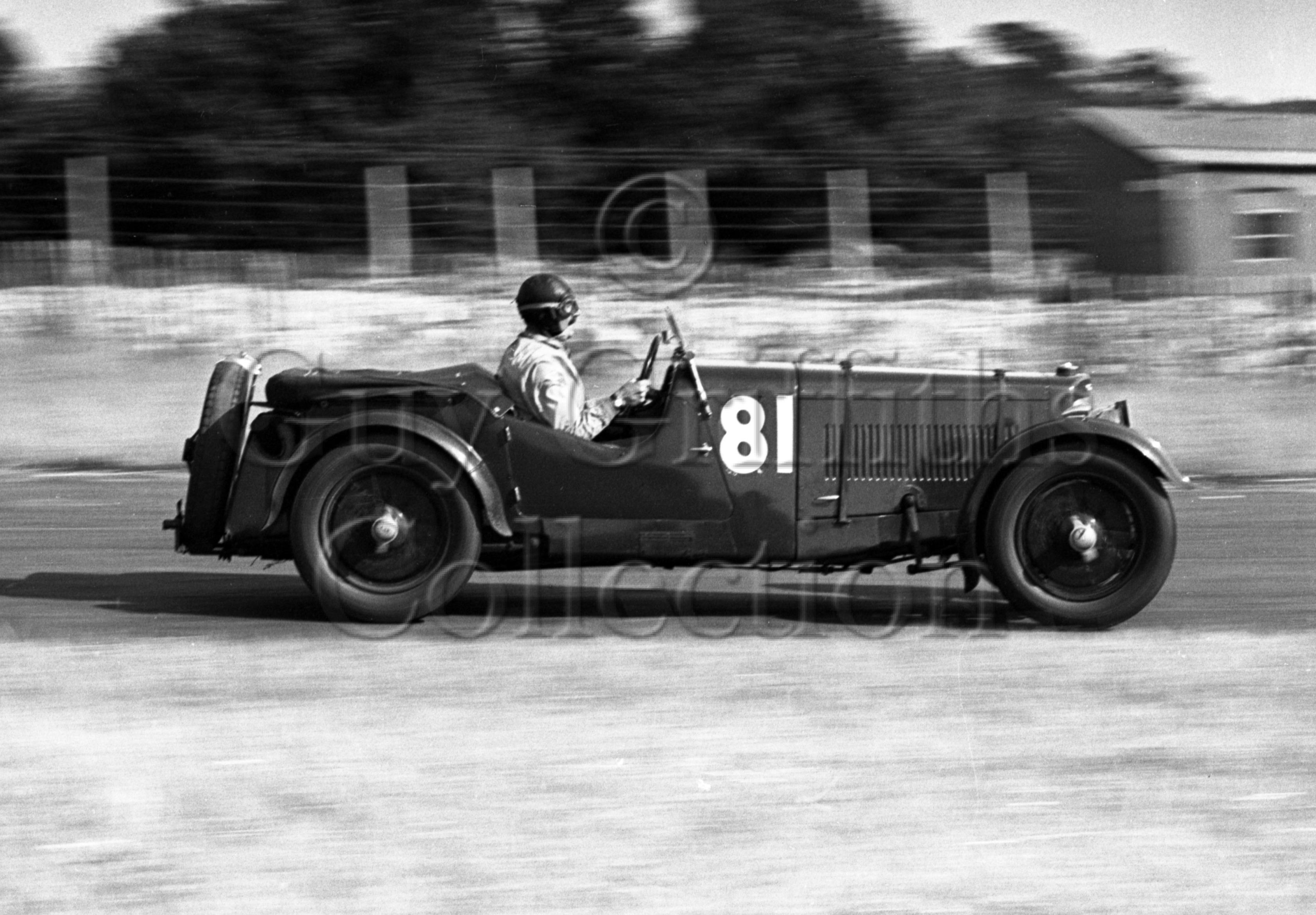 20-706–P-C-Doyle–Aston-Martin–Goodwood–13-08-1949.jpg - Guy Griffiths Collection
