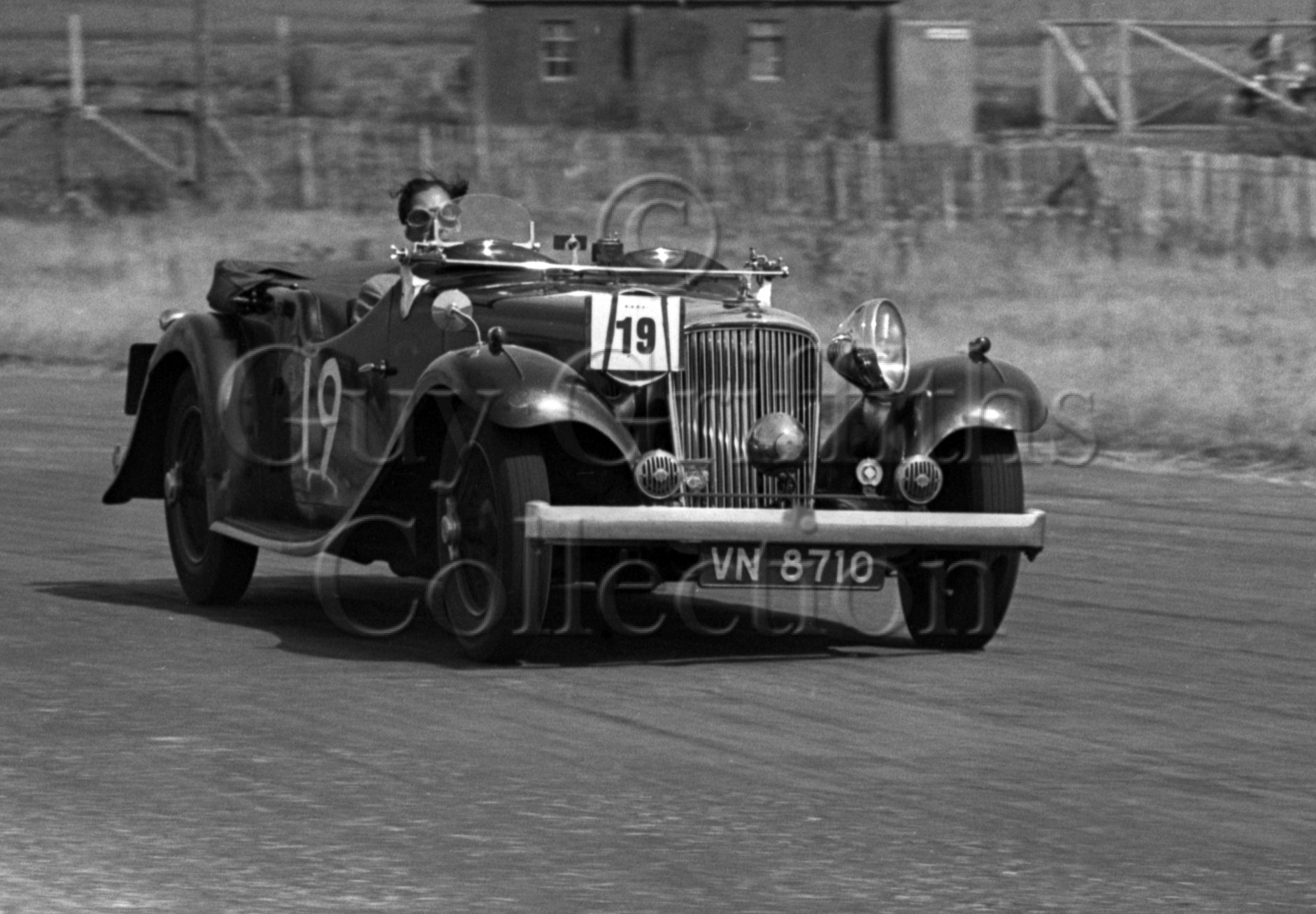 21-55–B-A-Blackford–Jaguar–Goodwood–13-08-1949.jpg - Guy Griffiths Collection