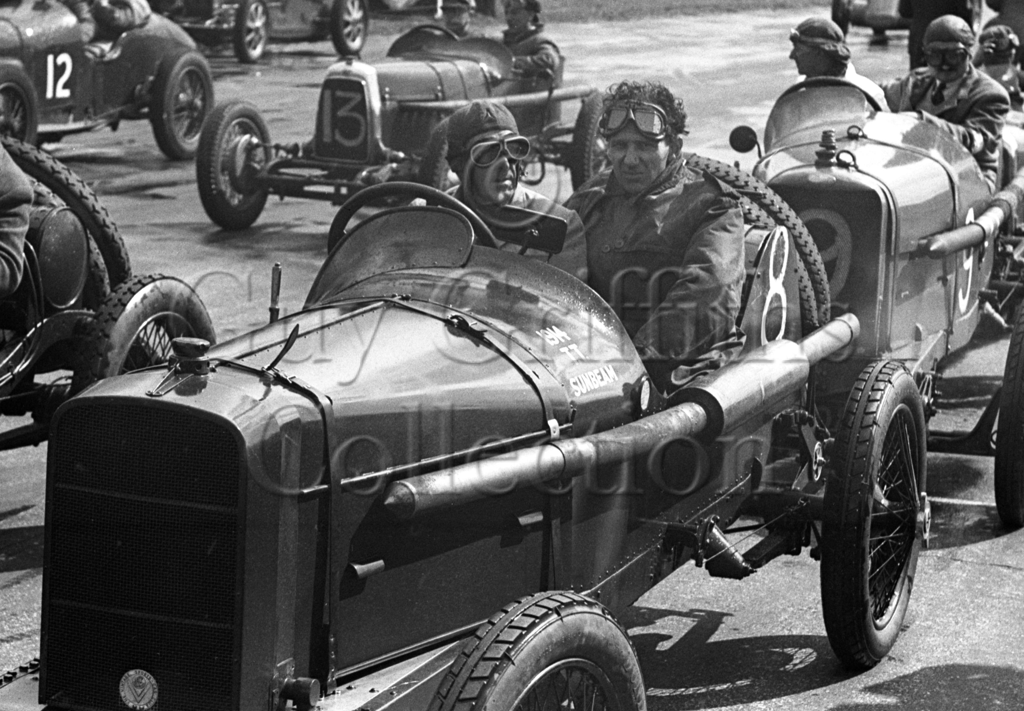 35-964–C-R-Abbott–Sunbeam–Silverstone–26-08-1950.jpg - Guy Griffiths Collection