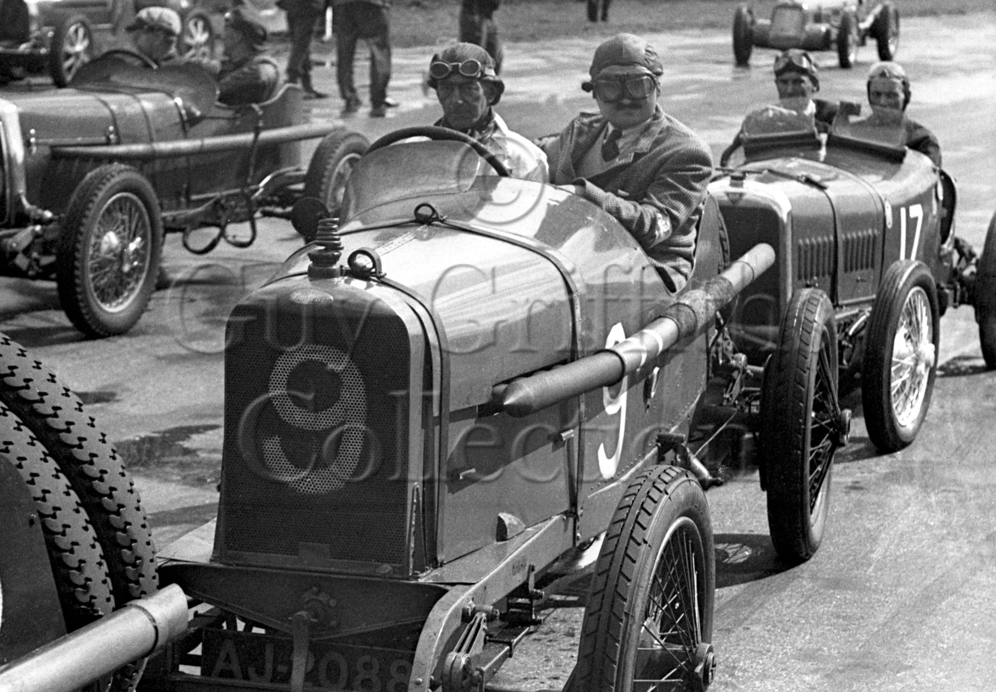 35-966–F-Samuelson–Sunbeam–Silverstone–26-08-1950.jpg - Guy Griffiths Collection