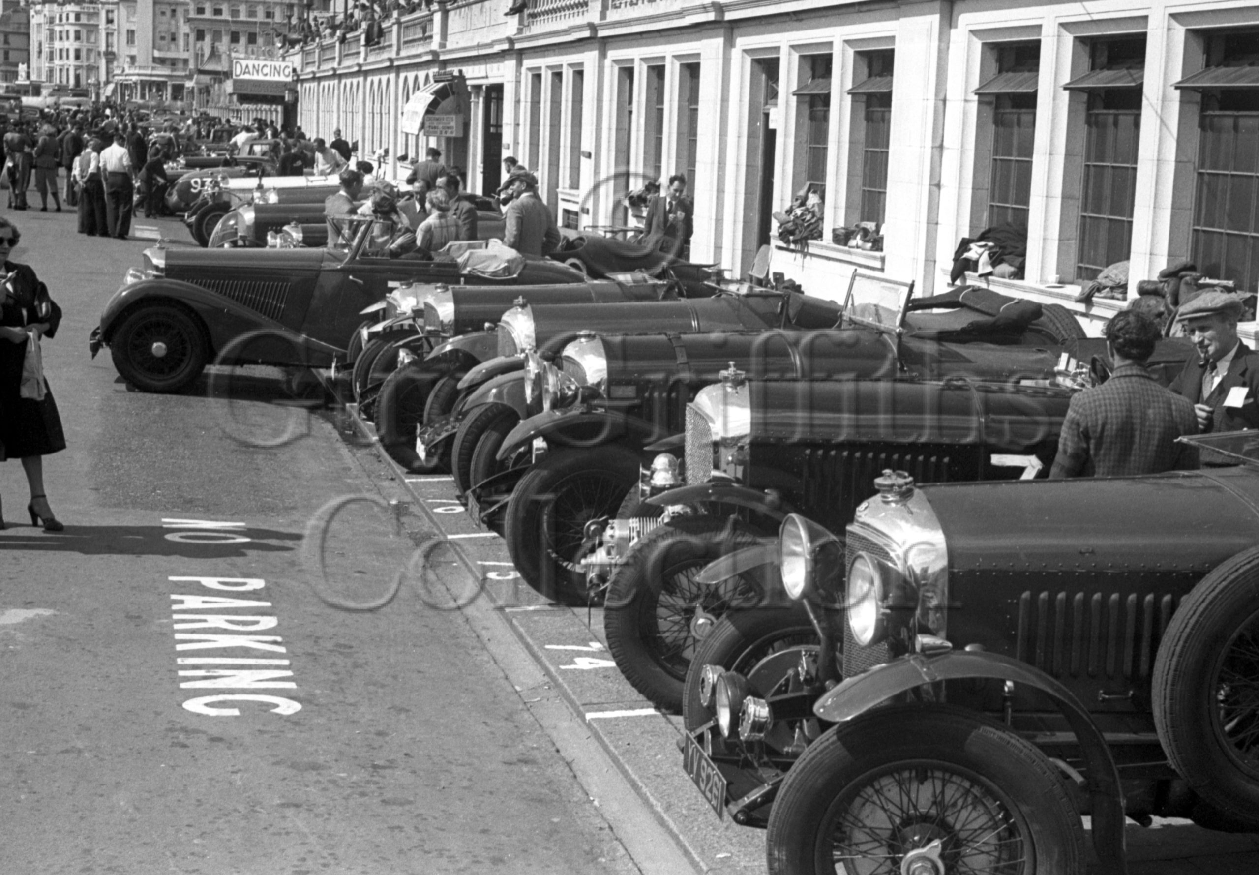 36-325–Bentley–Brighton–02-09-1950.jpg - Guy Griffiths Collection